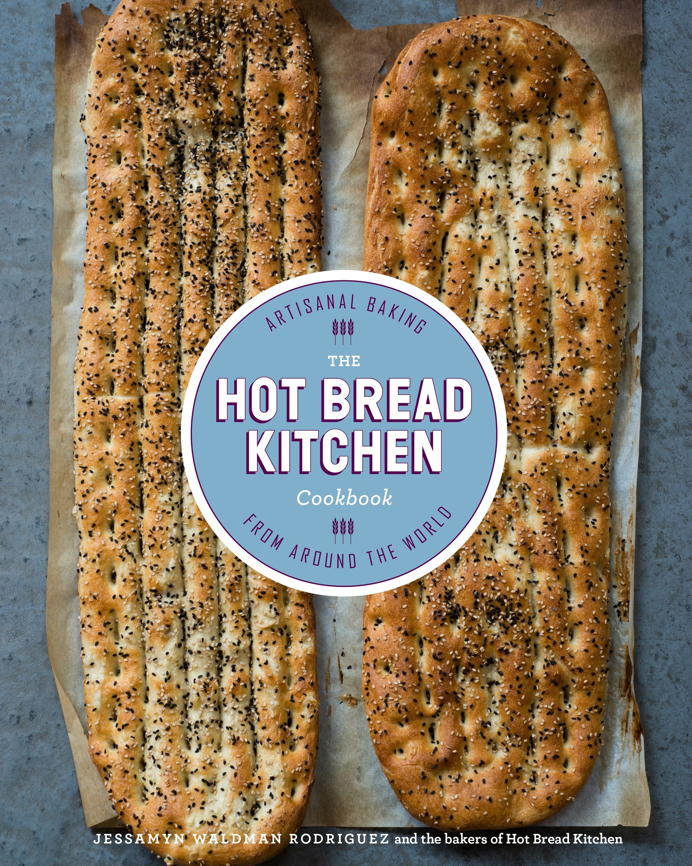 The Hot Bread Kitchen Cookbook Artisanal Baking from Around the World