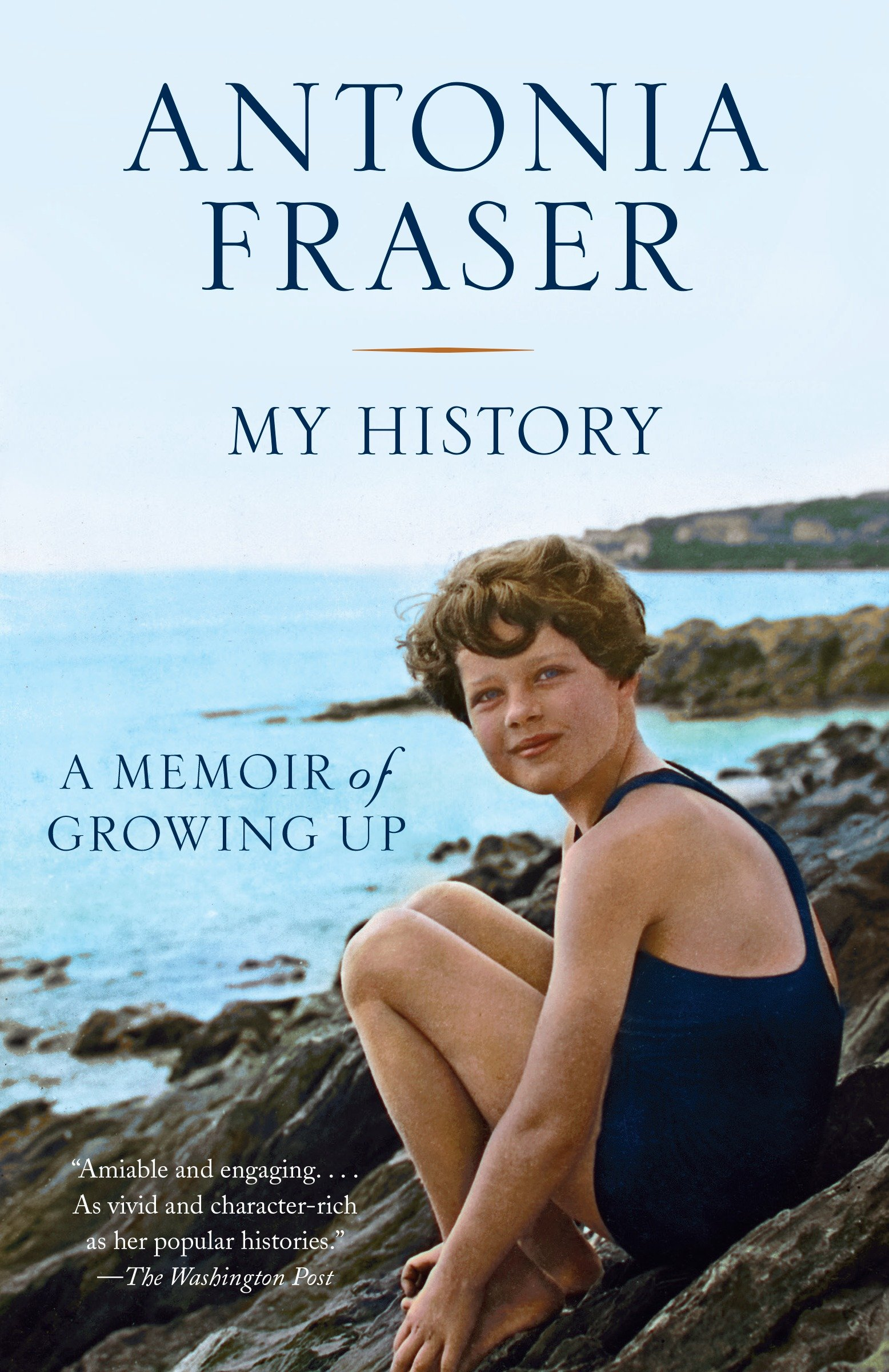 My History A Memoir of Growing Up