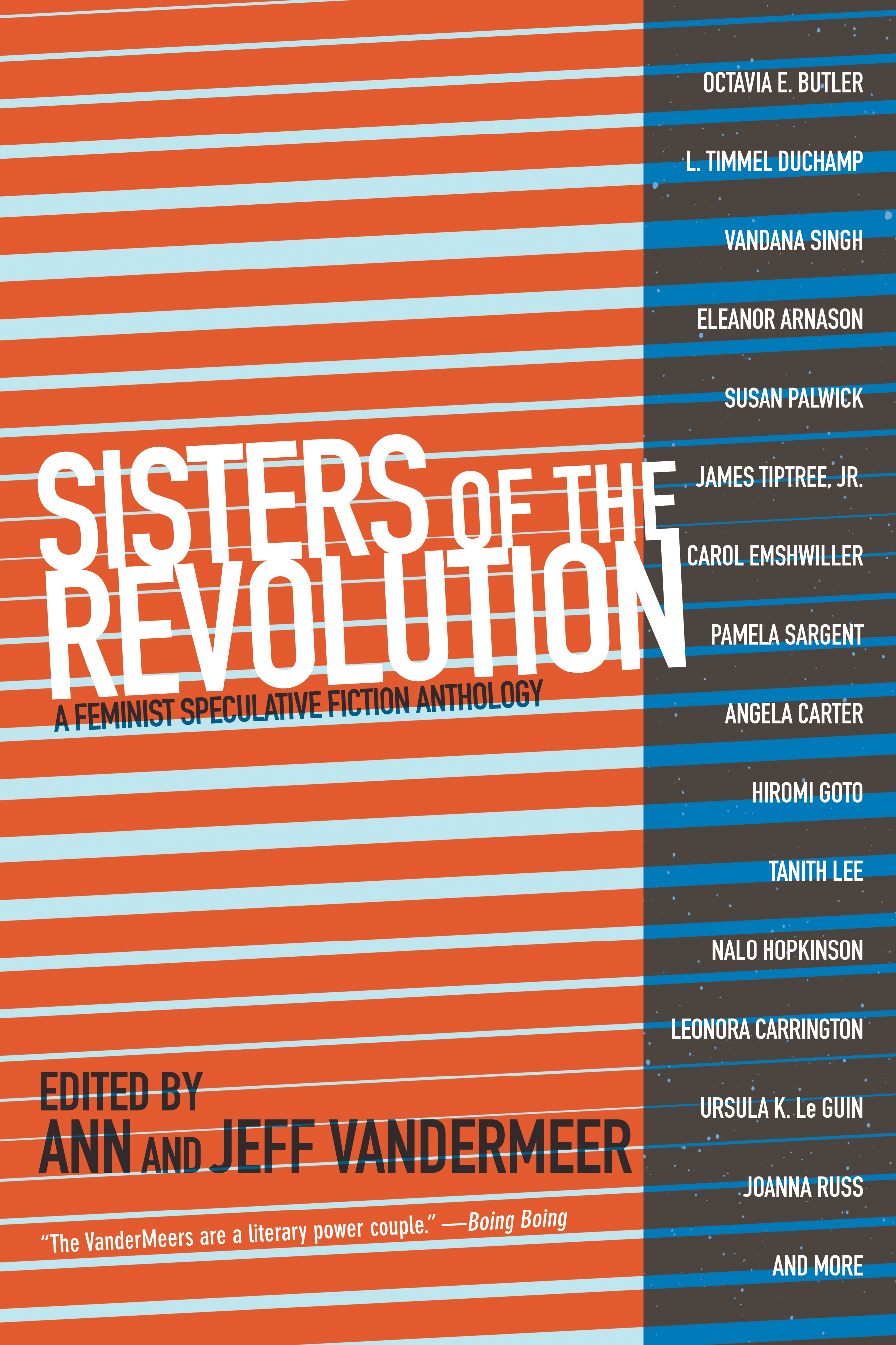 Cover image for Sisters of the Revolution [electronic resource] : A Feminist Speculative Fiction Anthology