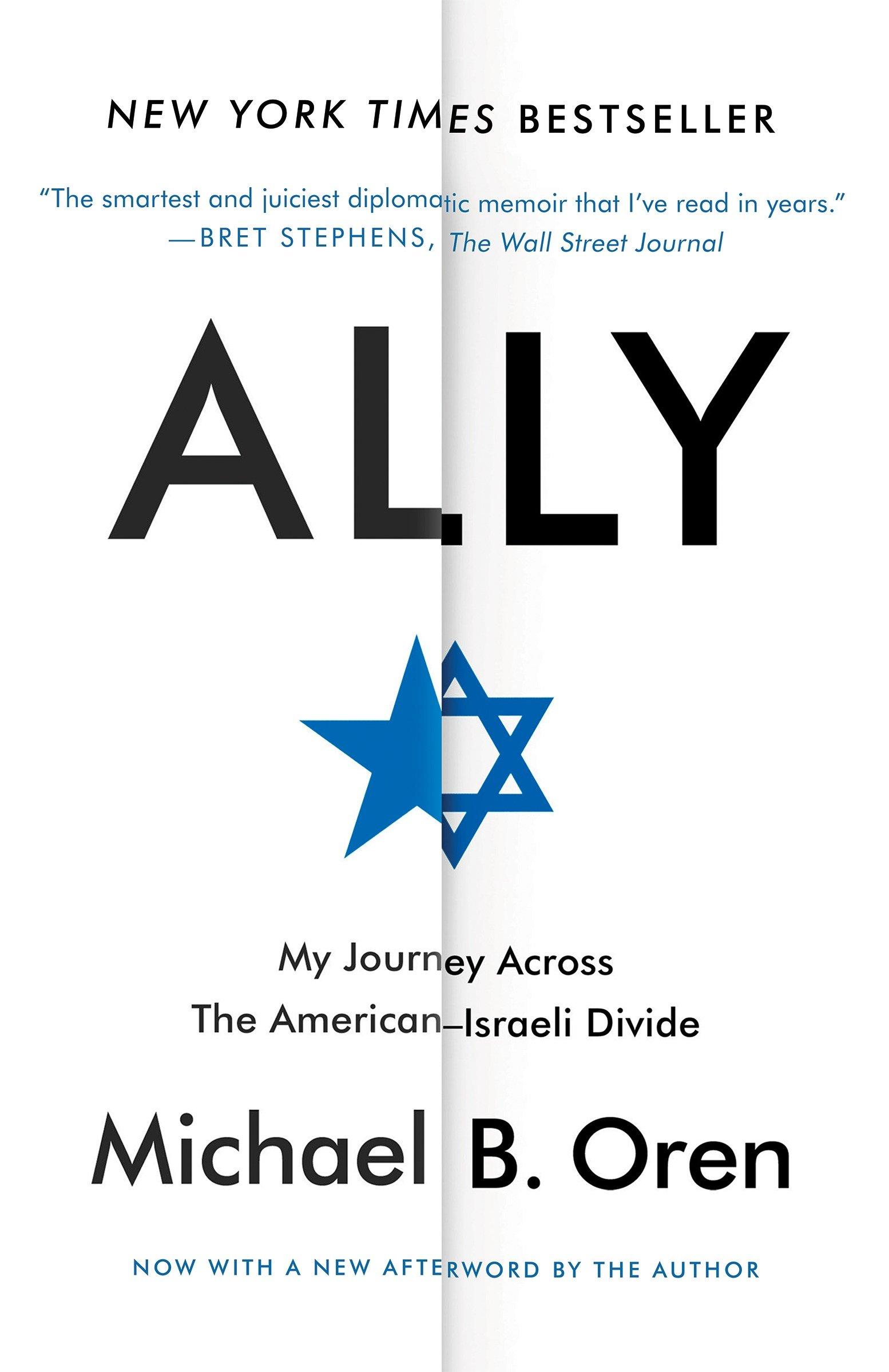 Ally My Journey Across the American-Israeli Divide