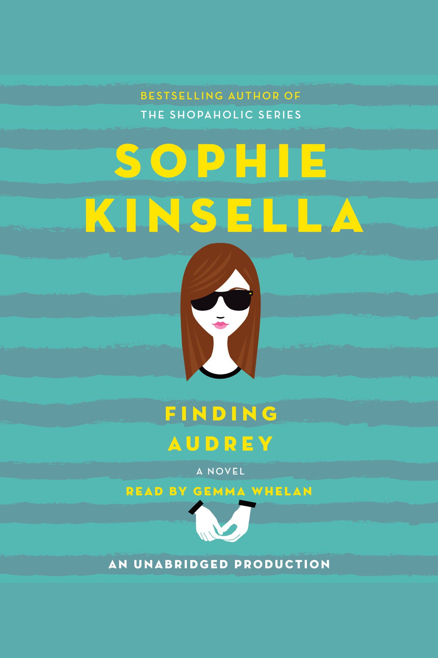 Finding Audrey A Novel
