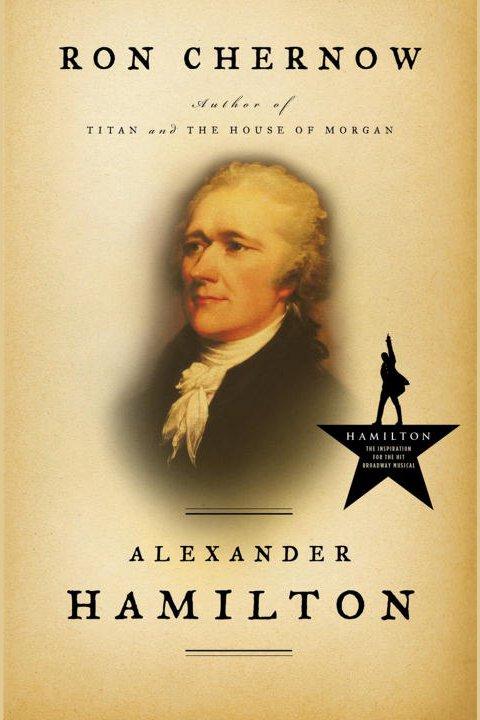 Alexander Hamilton [AudioEbook]