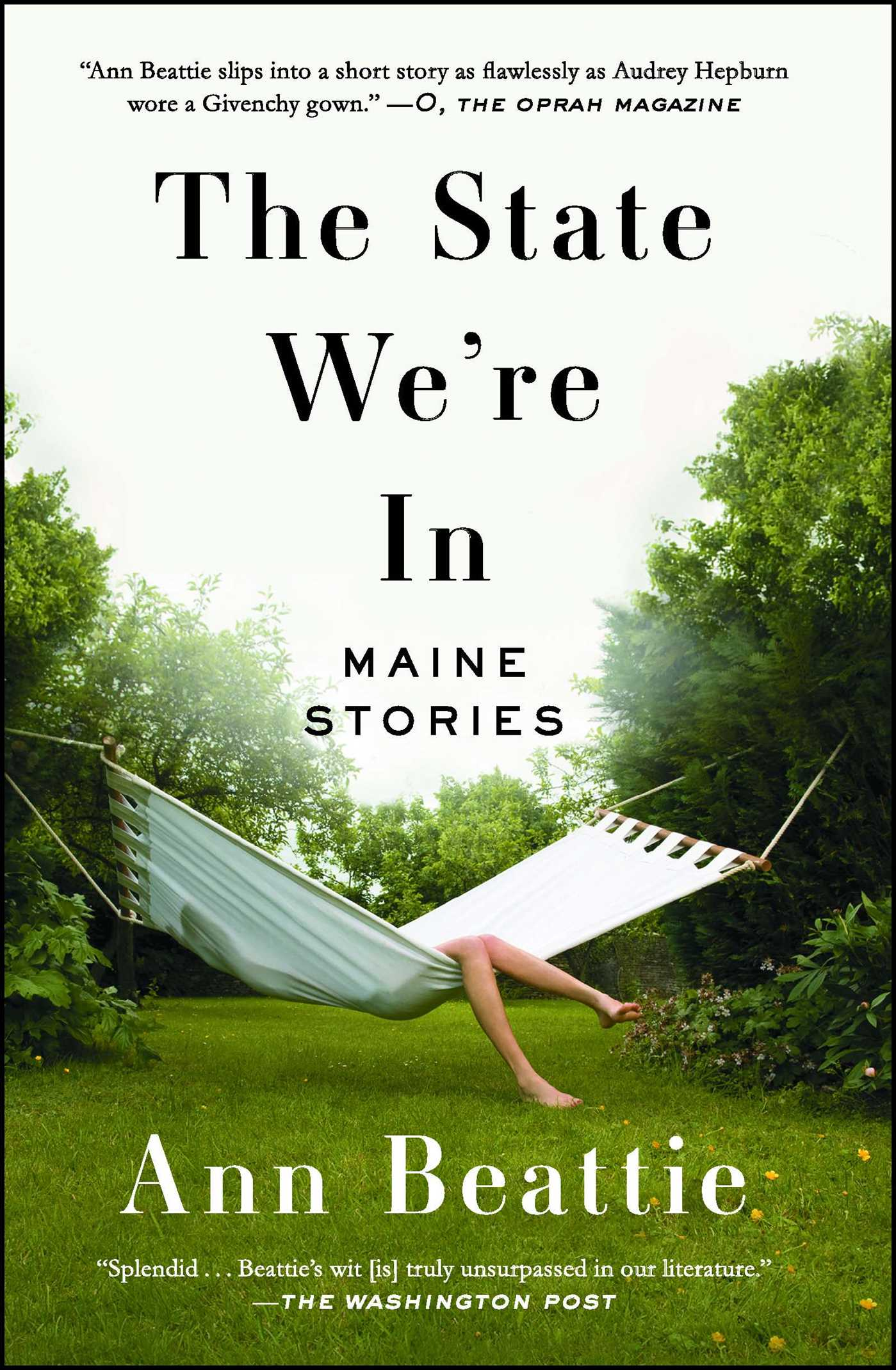 The State We're In Maine Stories