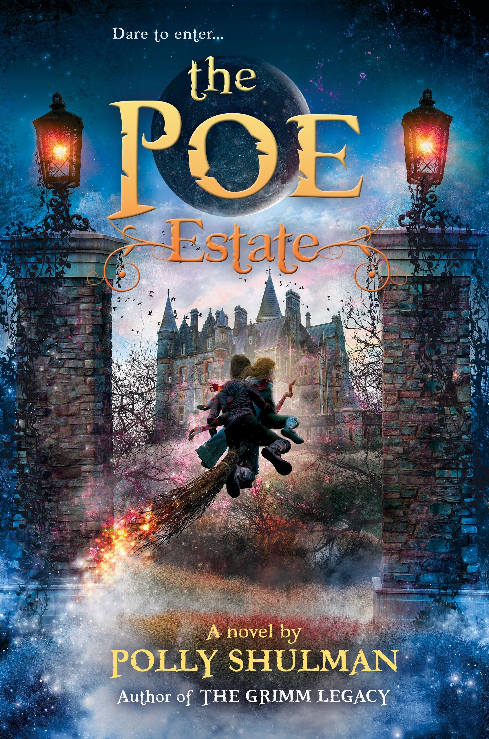 Cover image for The Poe Estate [electronic resource] :