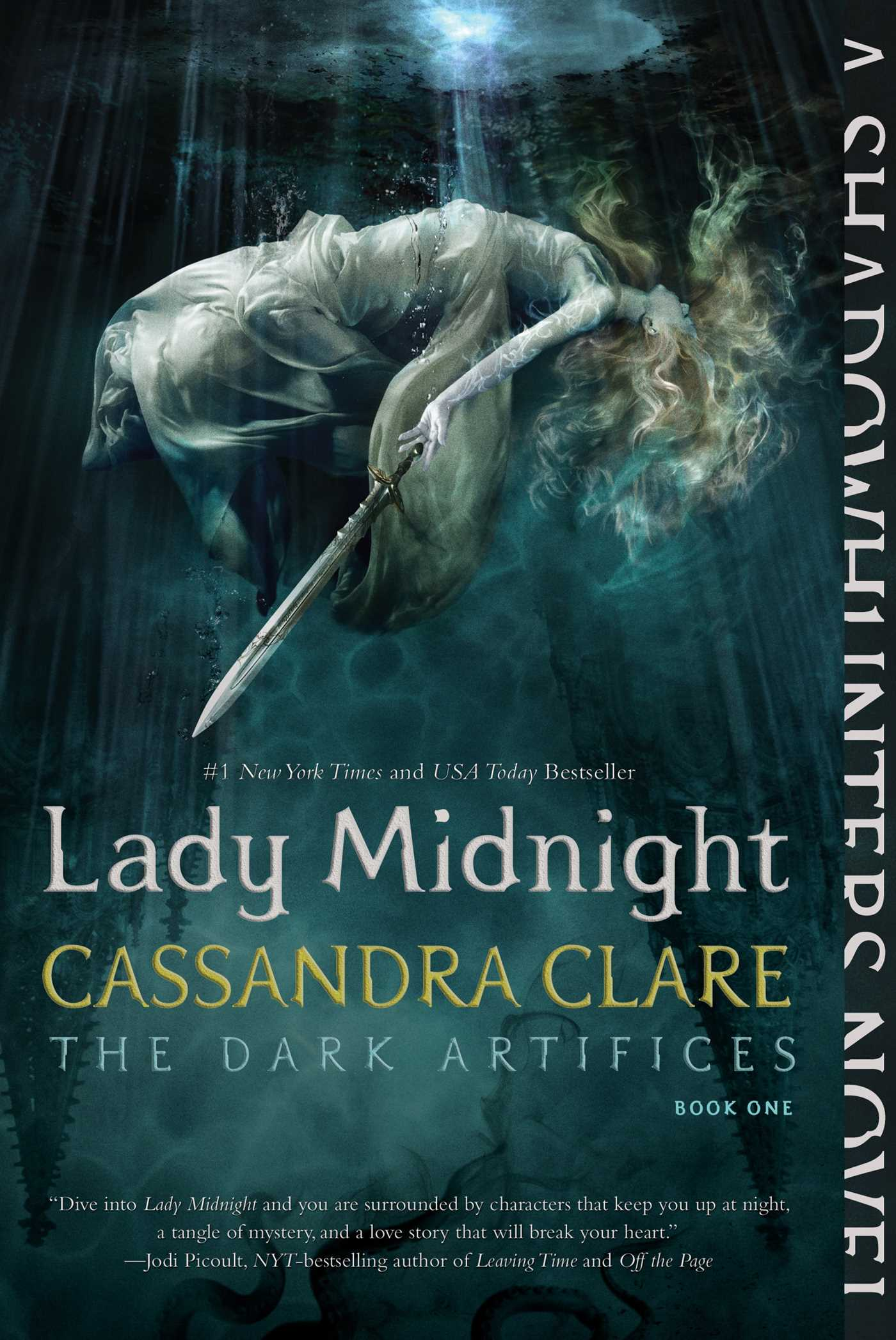 Lady midnight [eBook] : a Shadowhunters novel