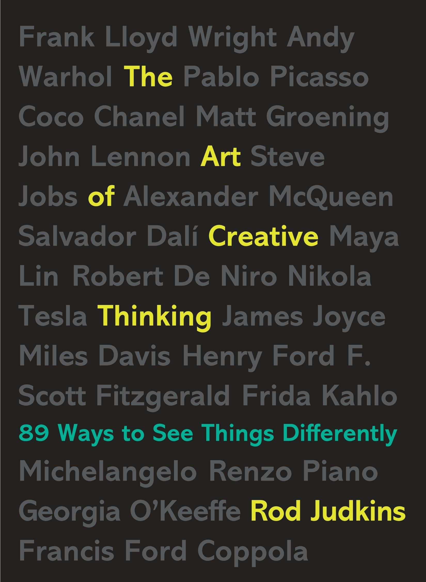 The Art of Creative Thinking 89 Ways to See Things Differently