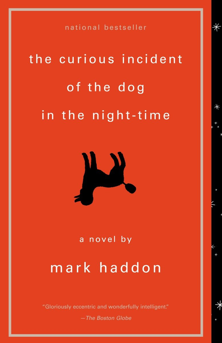 The Curious Incident of the Dog in the Night-Time A Novel