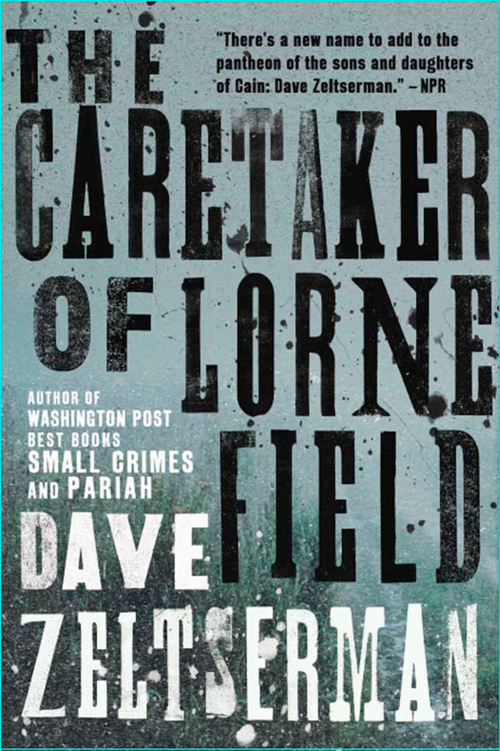 The Caretaker of Lorne Field A Novel