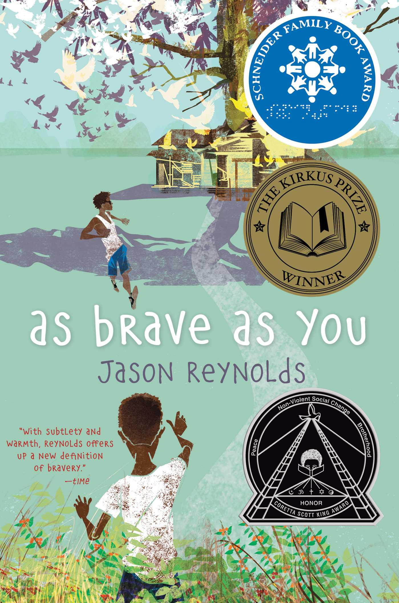 As Brave As You [electronic resource]