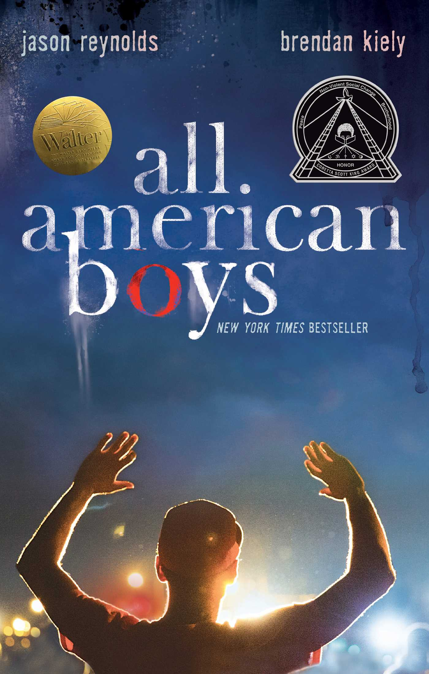 All American Boys [electronic resource]
