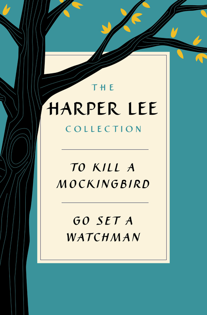 Harper Lee Collection To Kill a Mockingbird + Go Set a Watchman