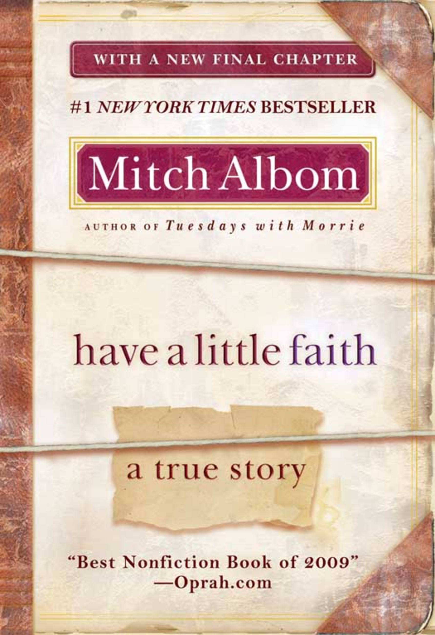 Have a Little Faith A True Story