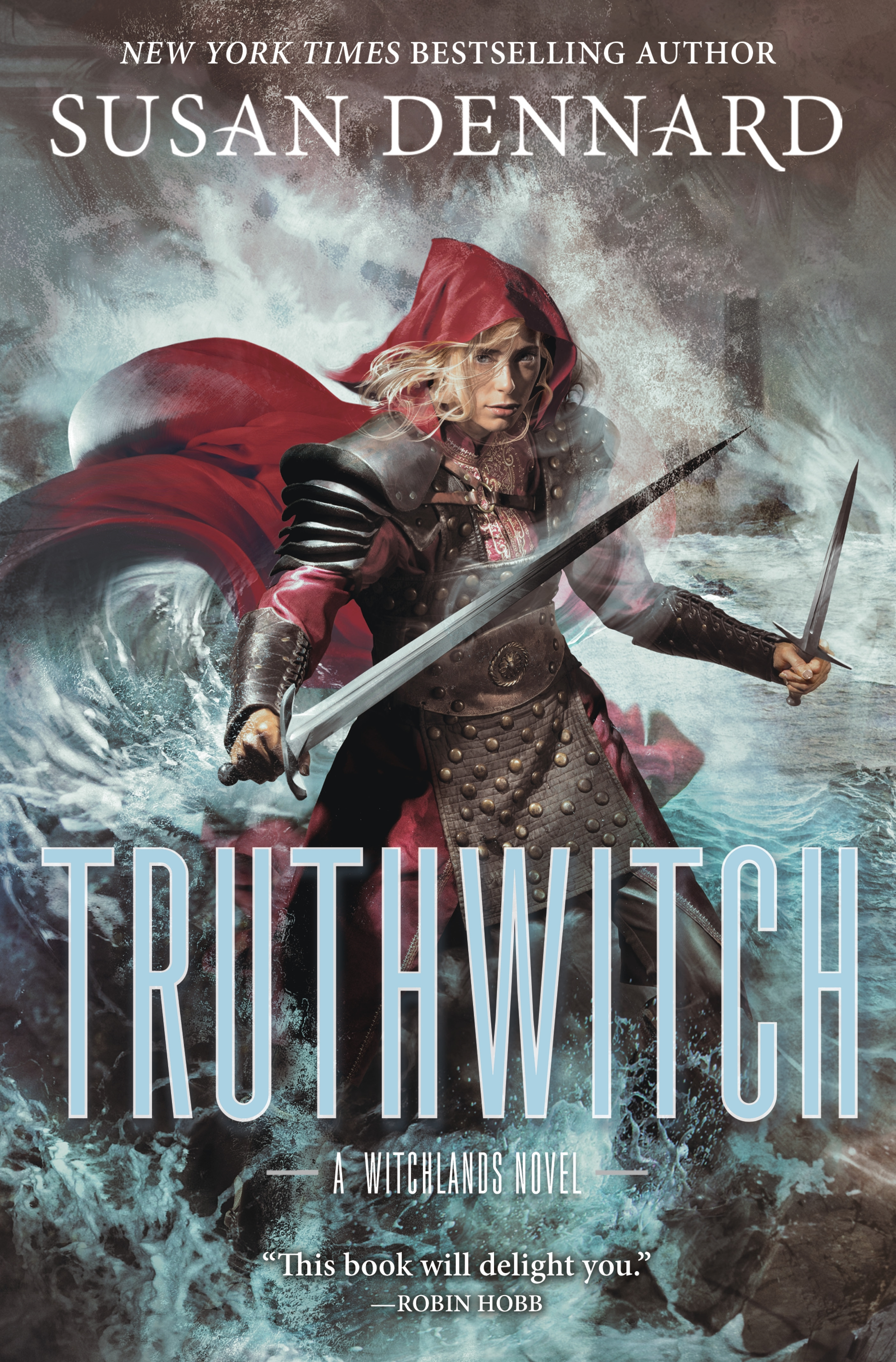 Truthwitch [electronic resource] : A Witchlands Novel
