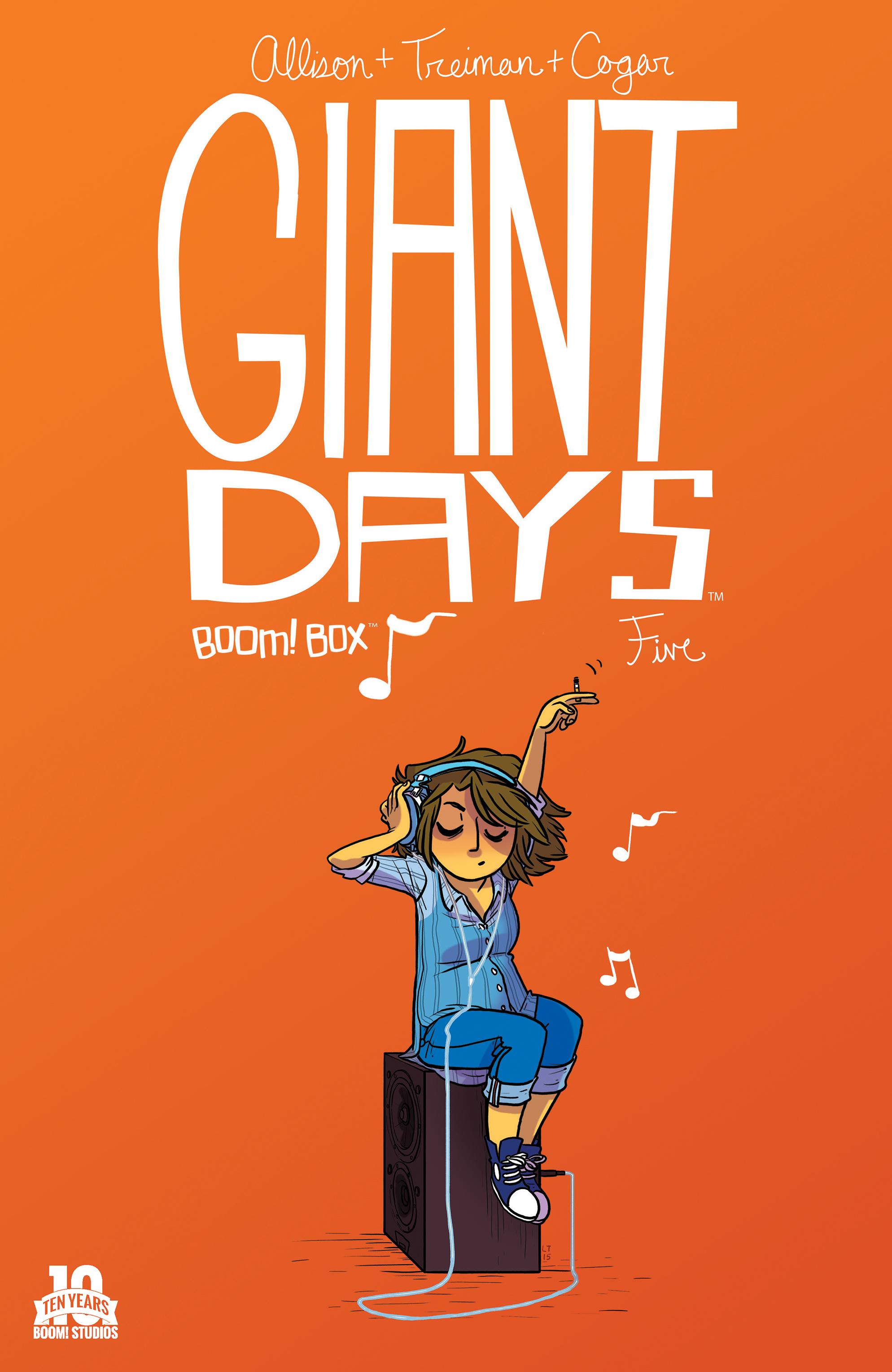 Giant Days #5