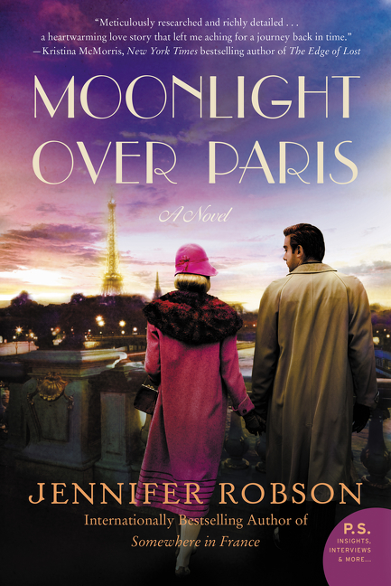 Moonlight over Paris : a novel