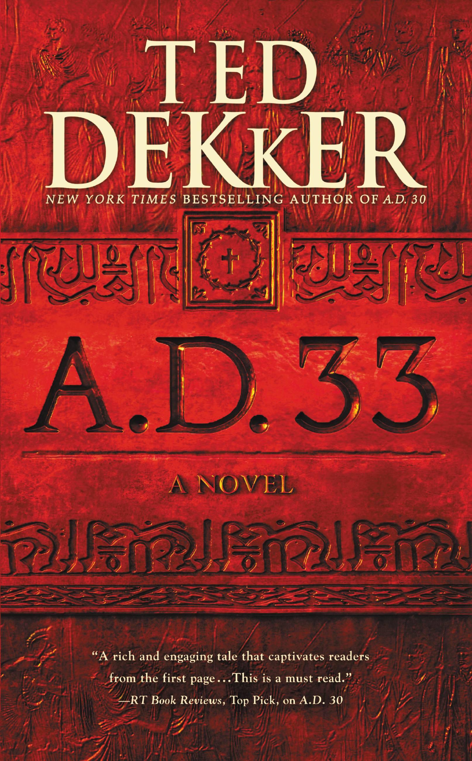 A.D. 33 A Novel