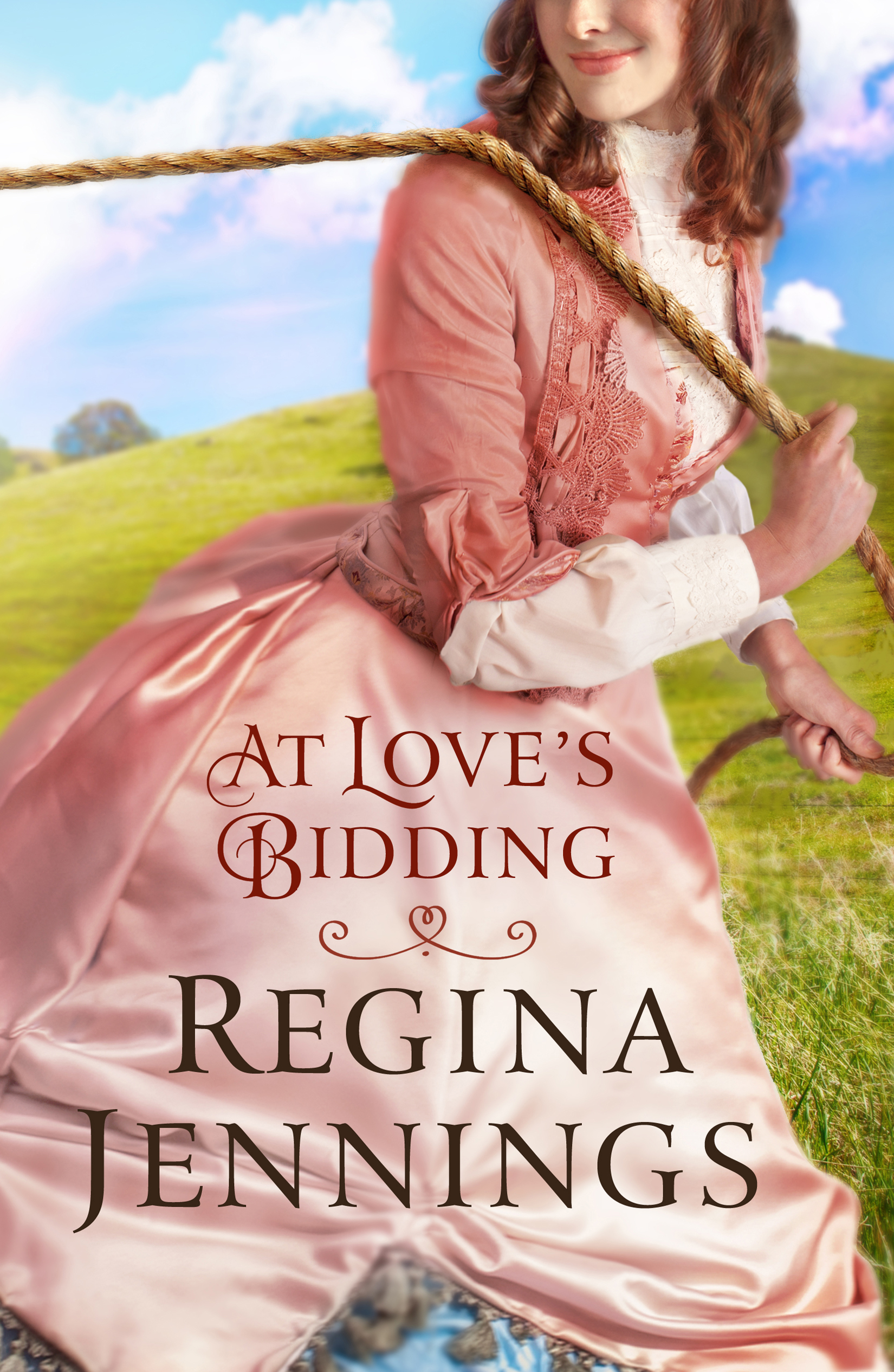 At Love's Bidding (Ozark Mountain Romance Book #2)