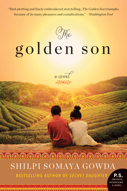 The Golden Son A Novel