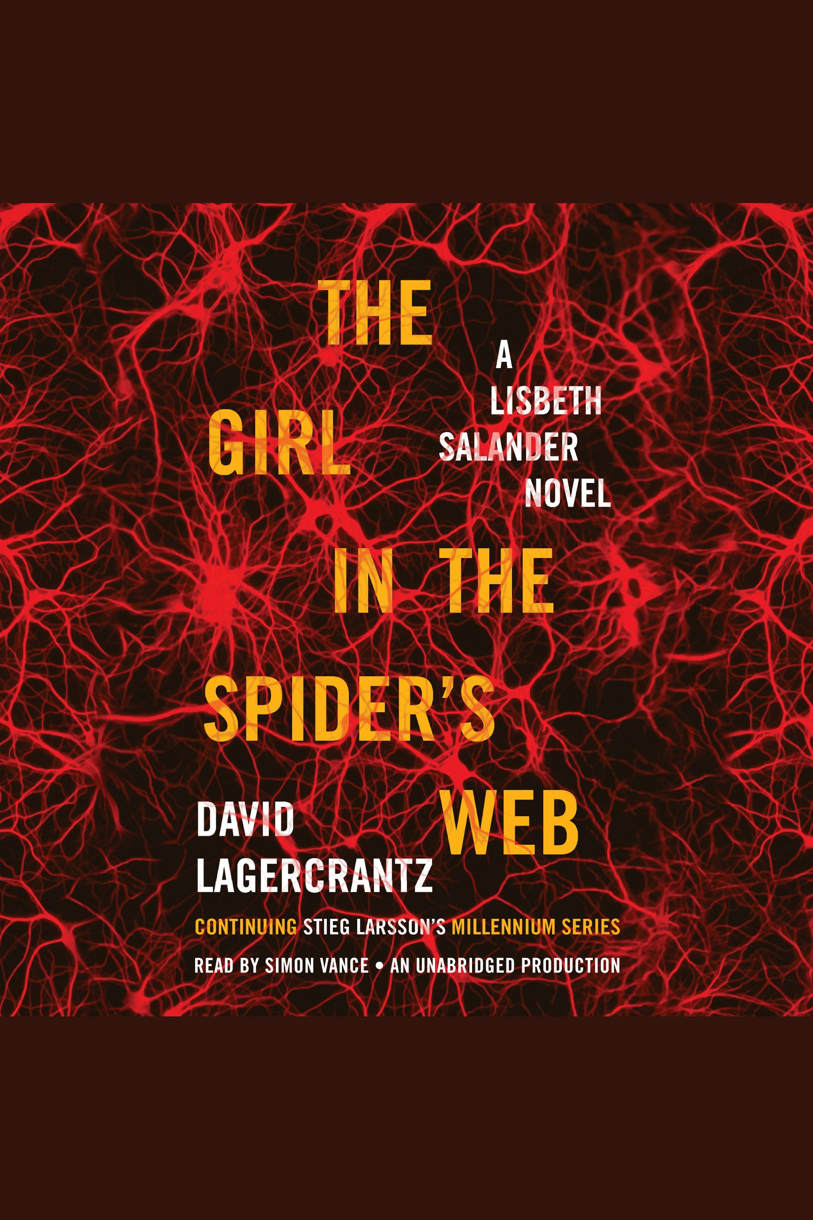 Girl in the Spider's Web, The A Lisbeth Salander Novel