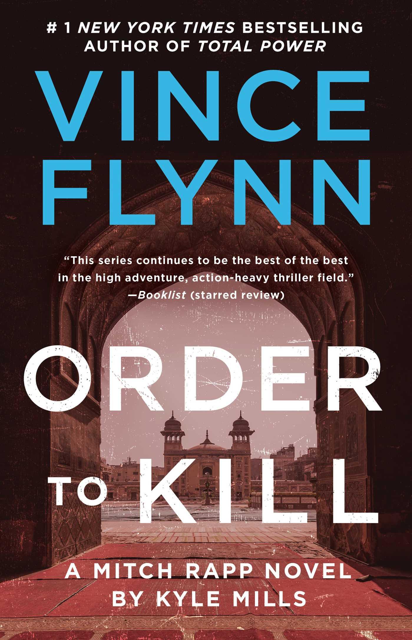 Order to Kill A Novel