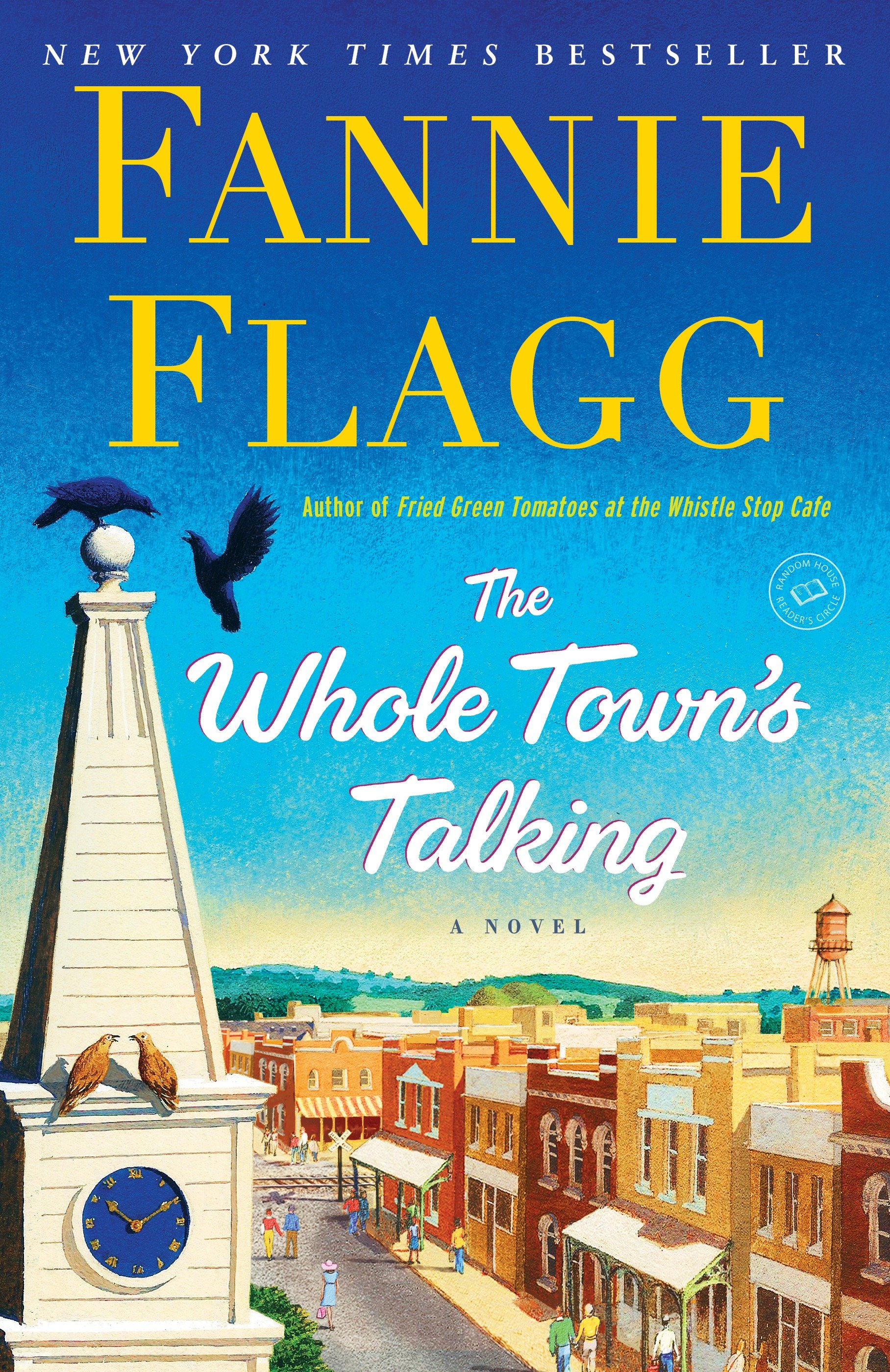 The Whole Town's Talking A Novel