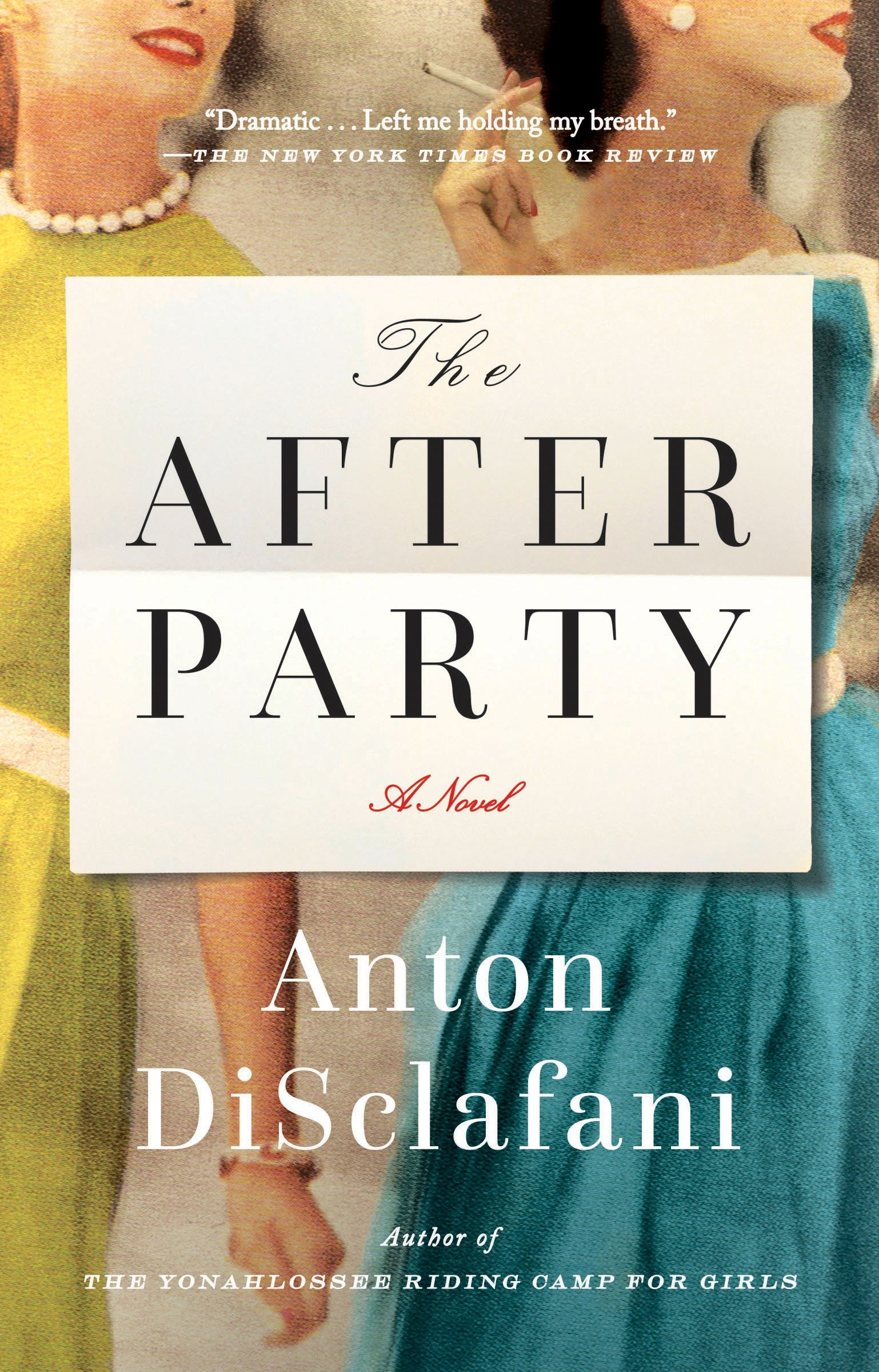 The After Party A Novel