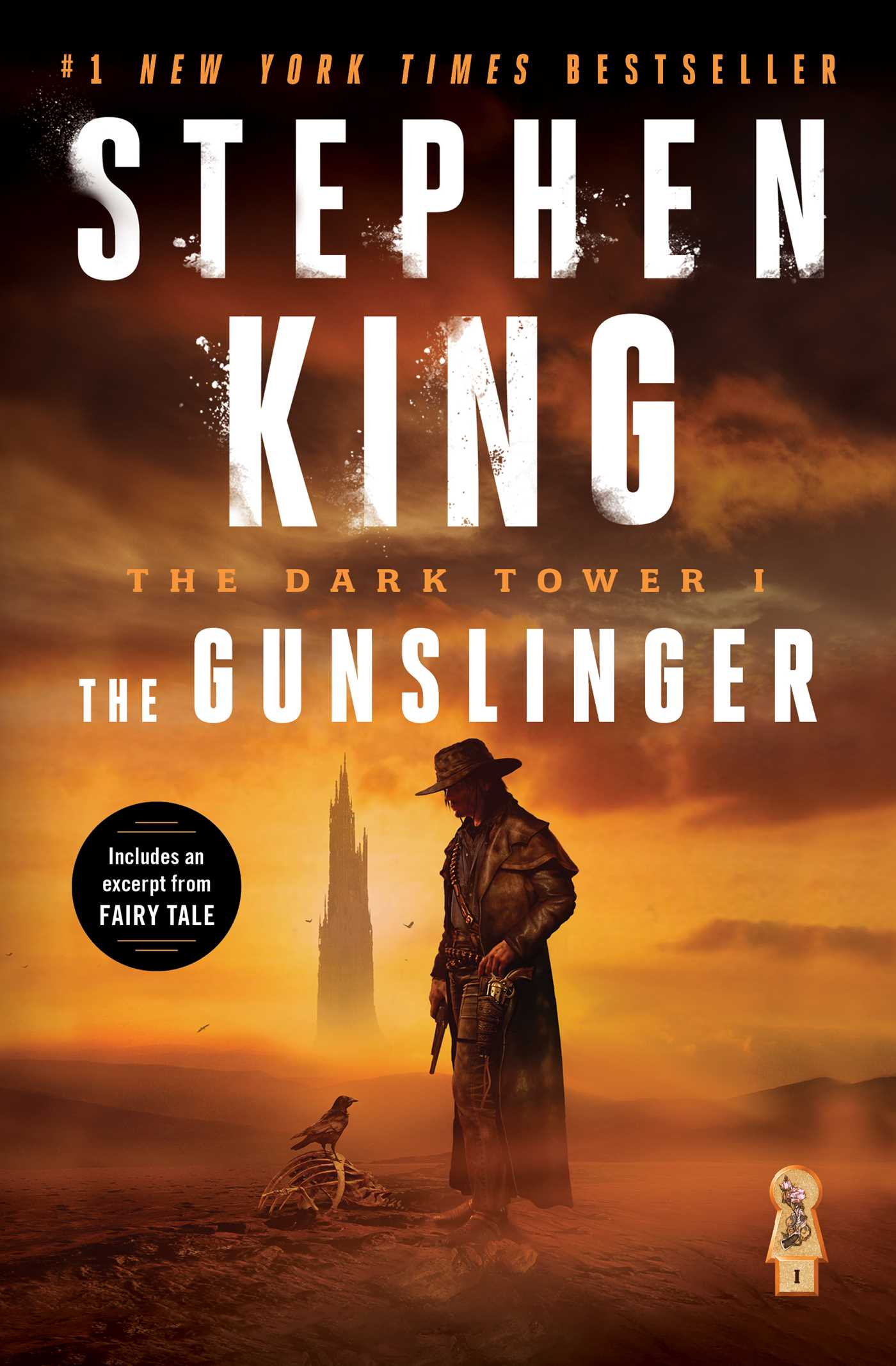The Dark Tower I The Gunslinger