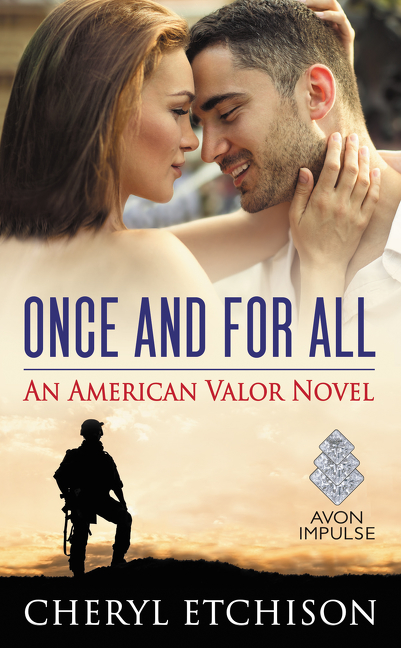 Once and for all : An American Valor Novel