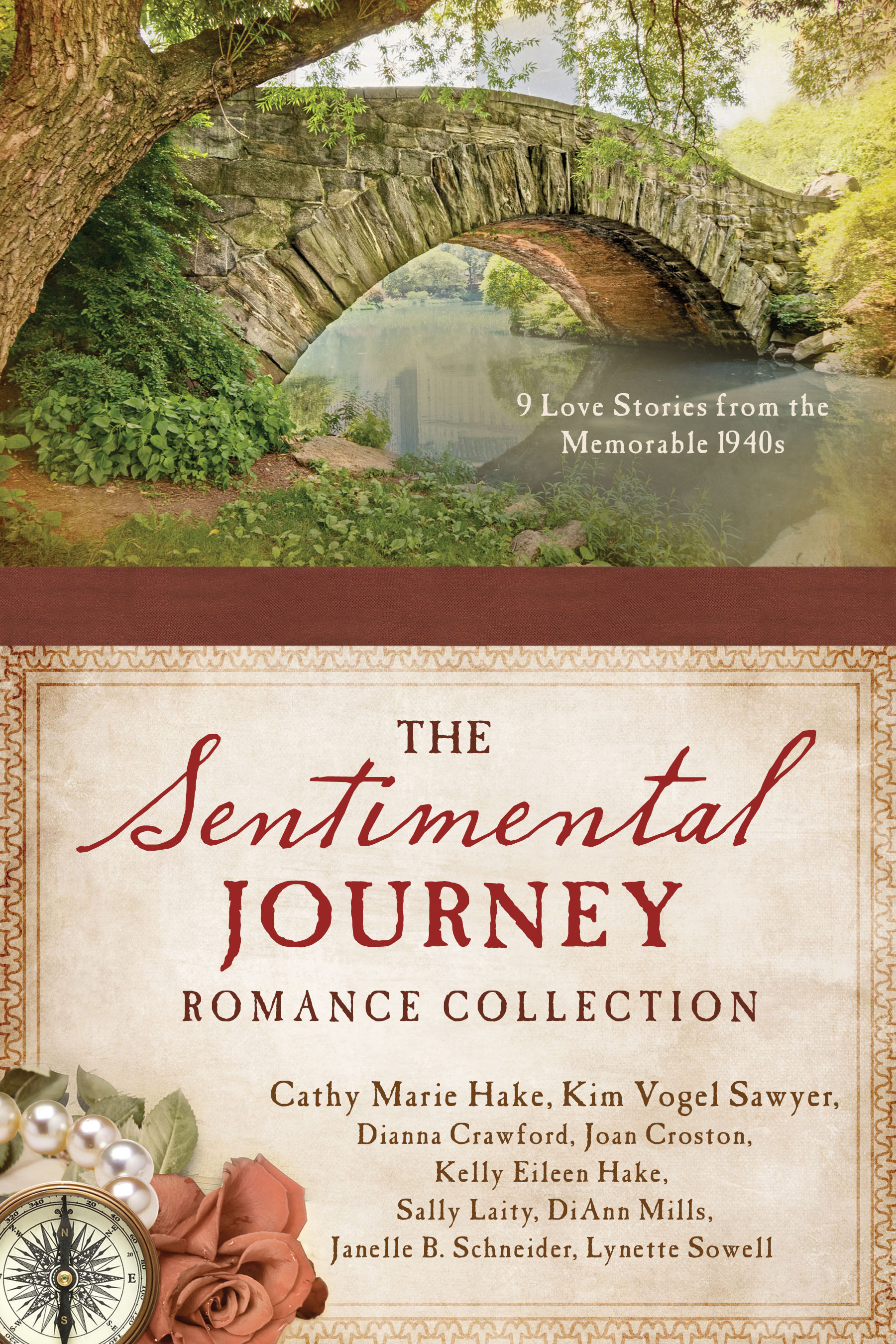 The sentimental journey romance collection