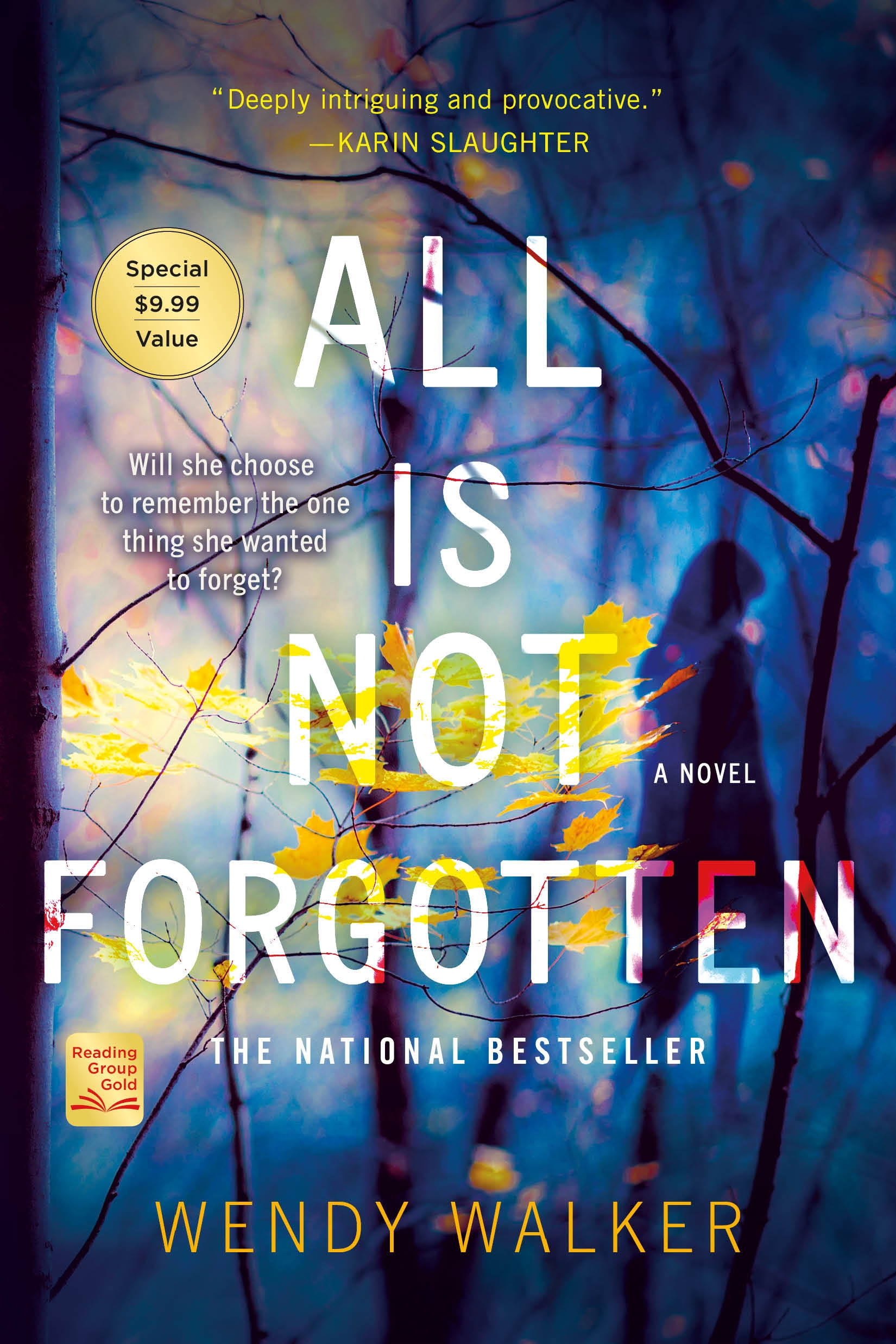 All Is Not Forgotten [electronic resource] : A Novel