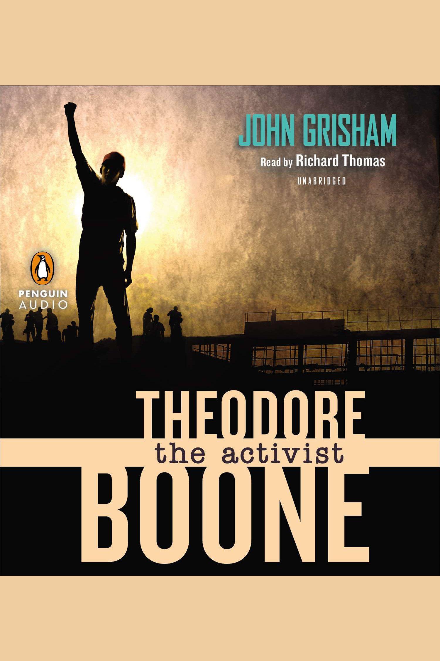 Activist, The Theodore Boone