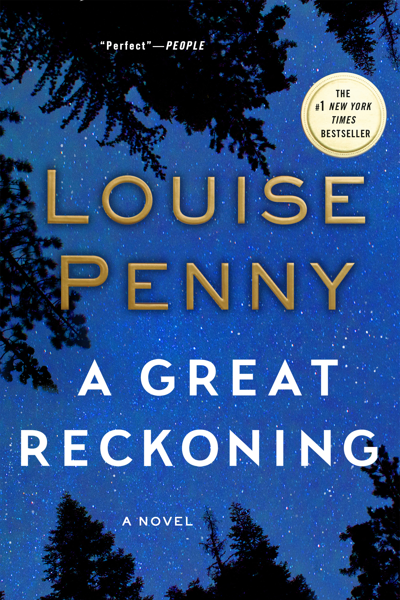 A Great Reckoning A Novel