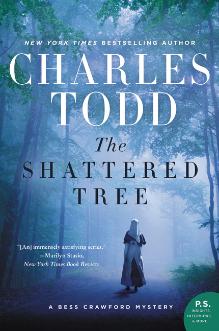 The shattered tree : a Bess Crawford mystery