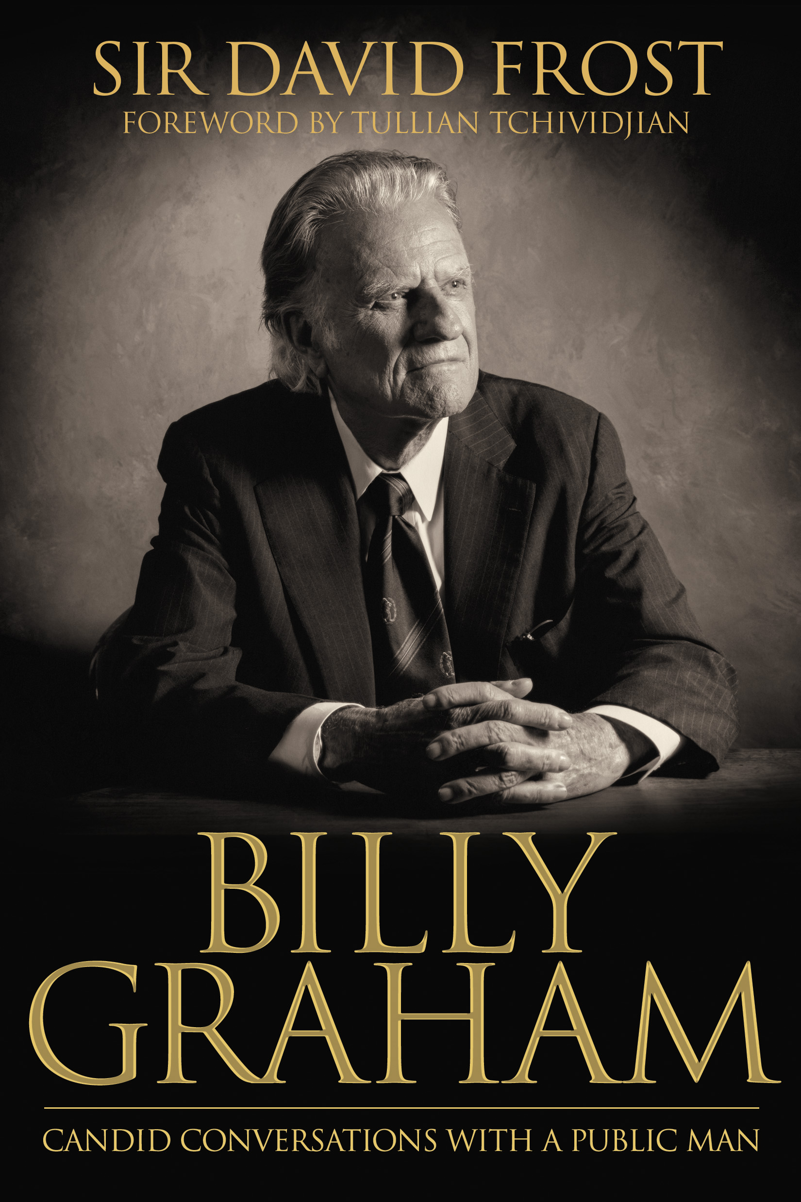 Billy Graham Candid Conversations with a Public Man