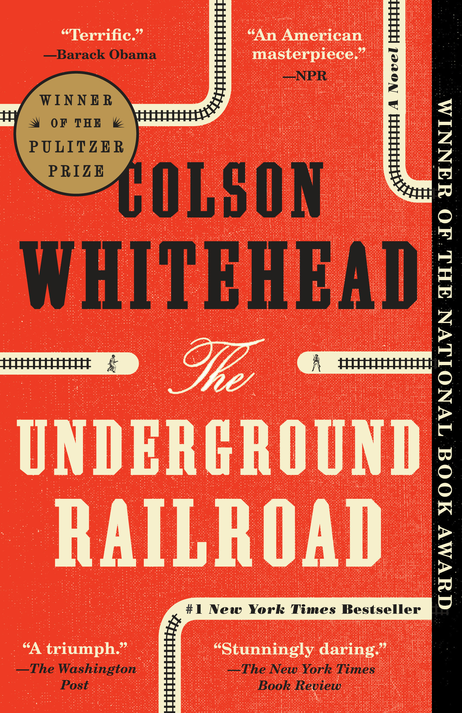 The underground railroad [eBook] : a novel