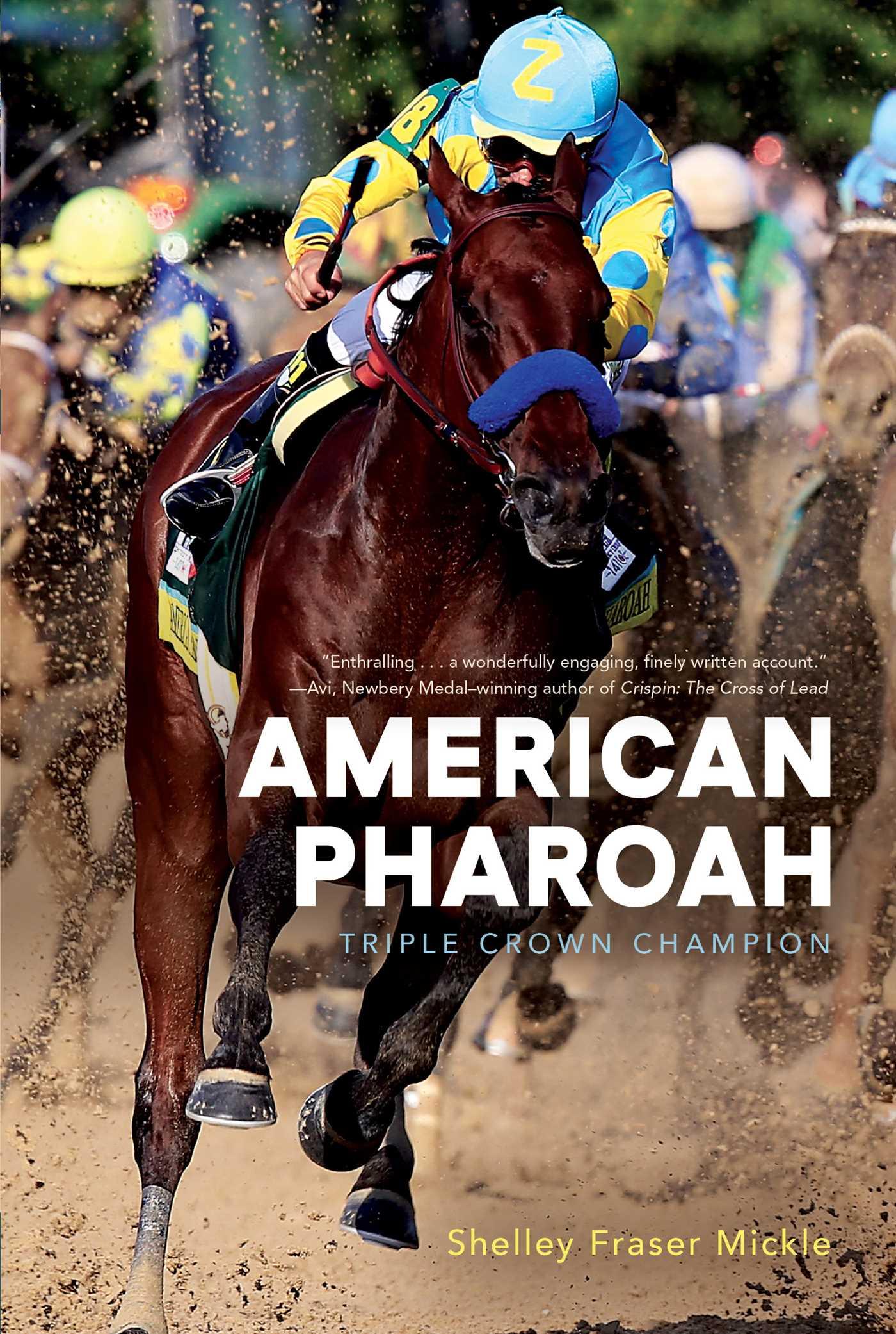 American Pharoah Triple Crown Champion