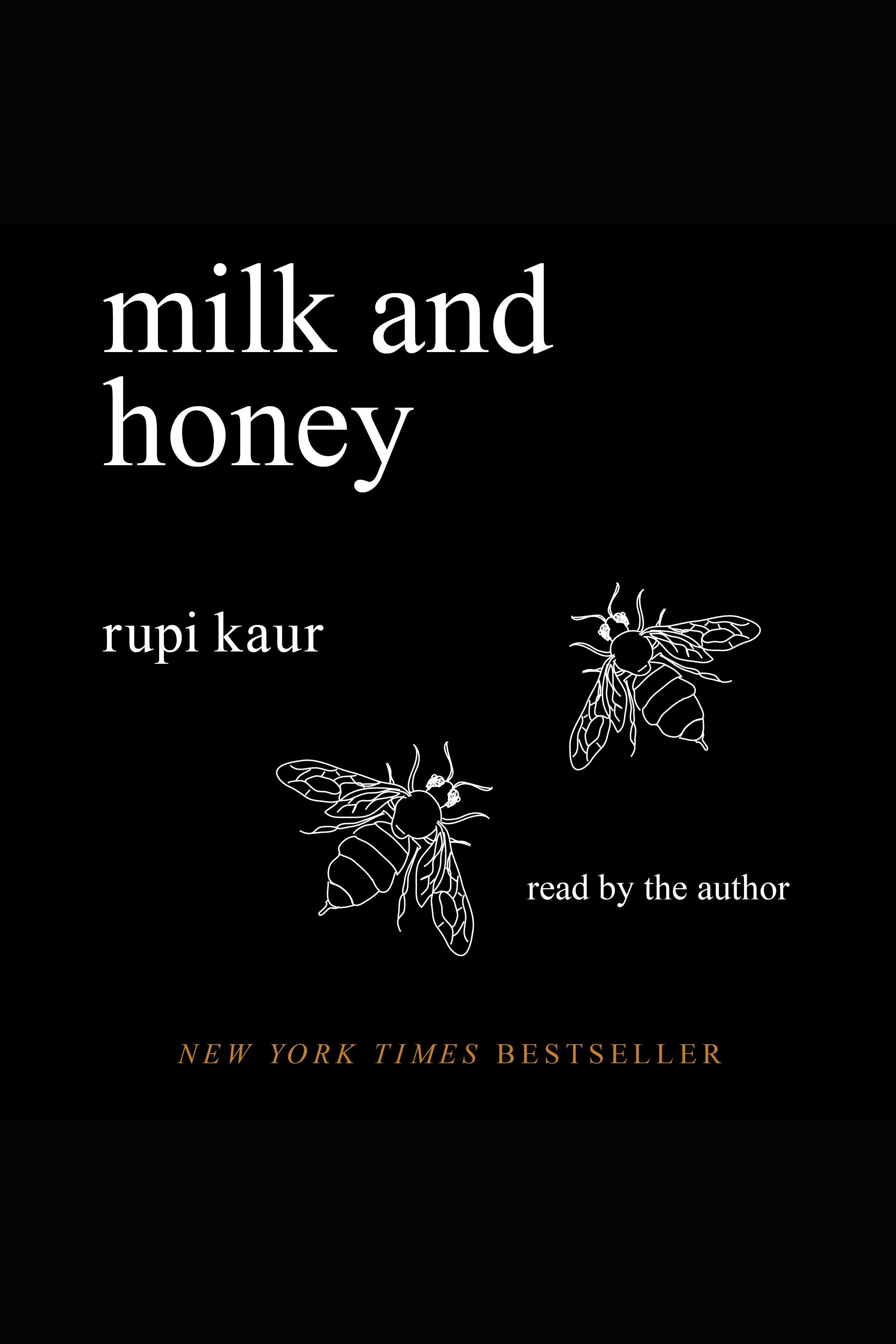 Milk and honey [AudioEbook]