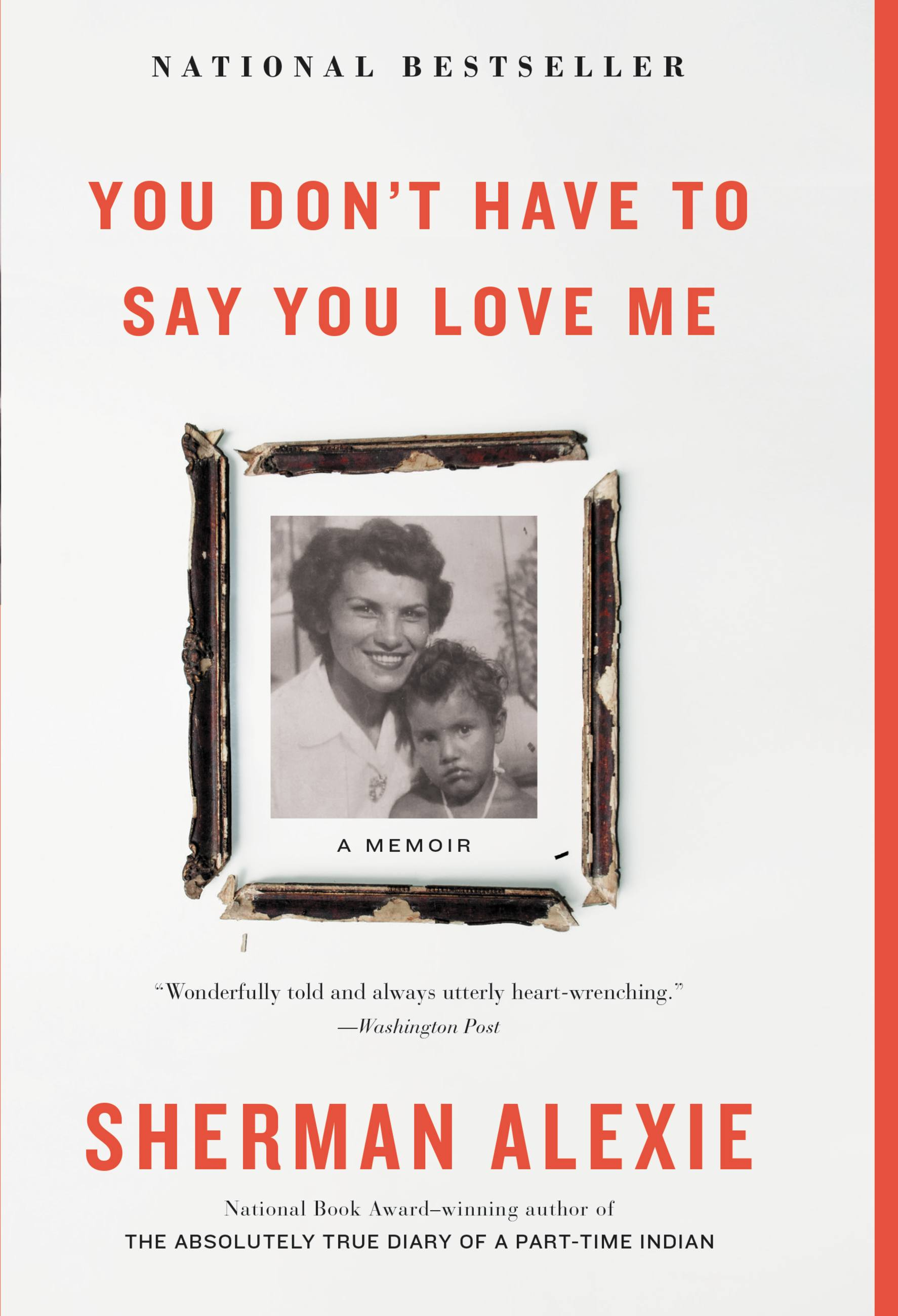 You don't have to say you love me [eBook] : a memoir