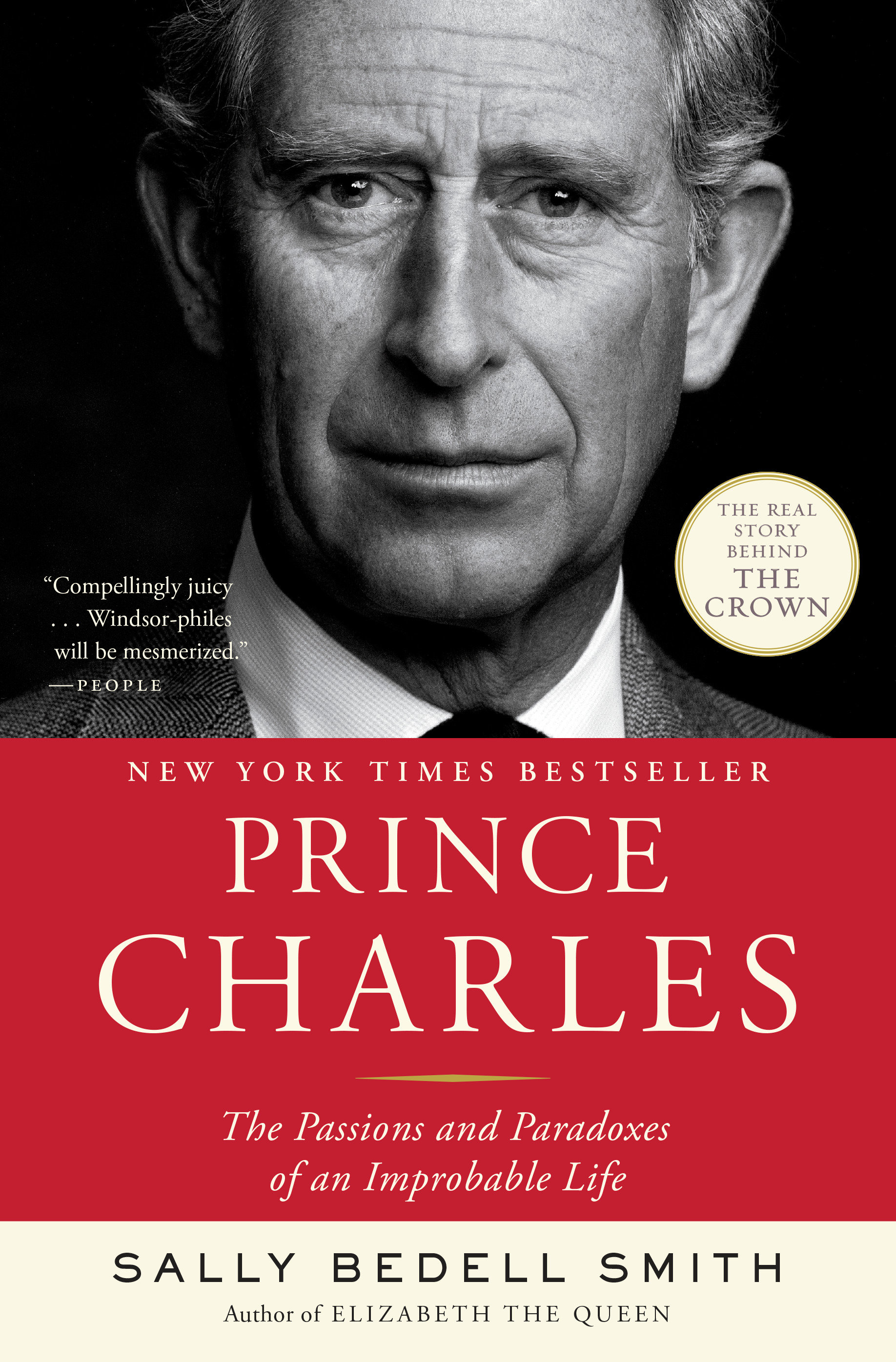 Prince Charles [EBOOK] The Passions and Paradoxes of an Improbable Life