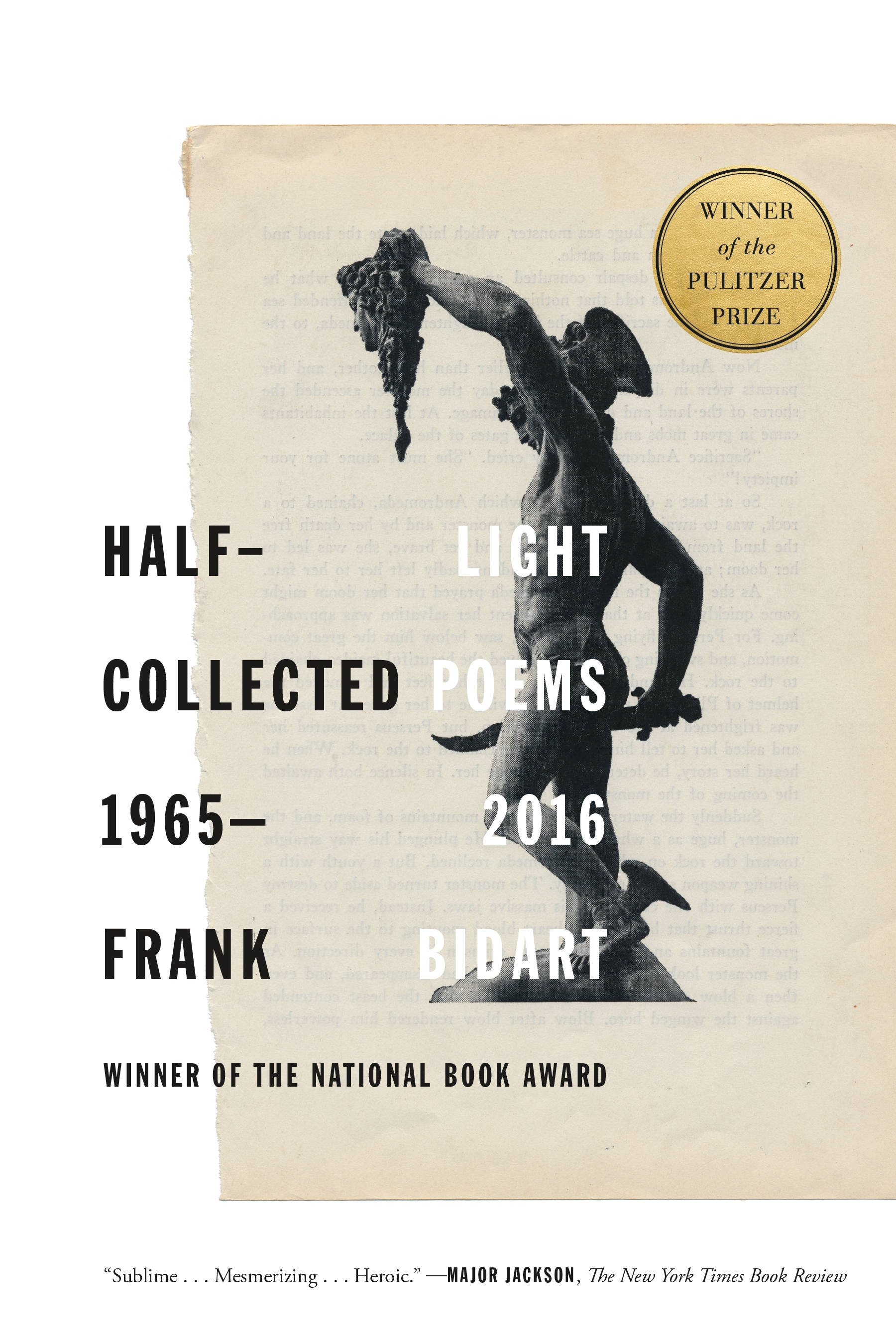 Half-light [eBook] : collected poems 1965-2016