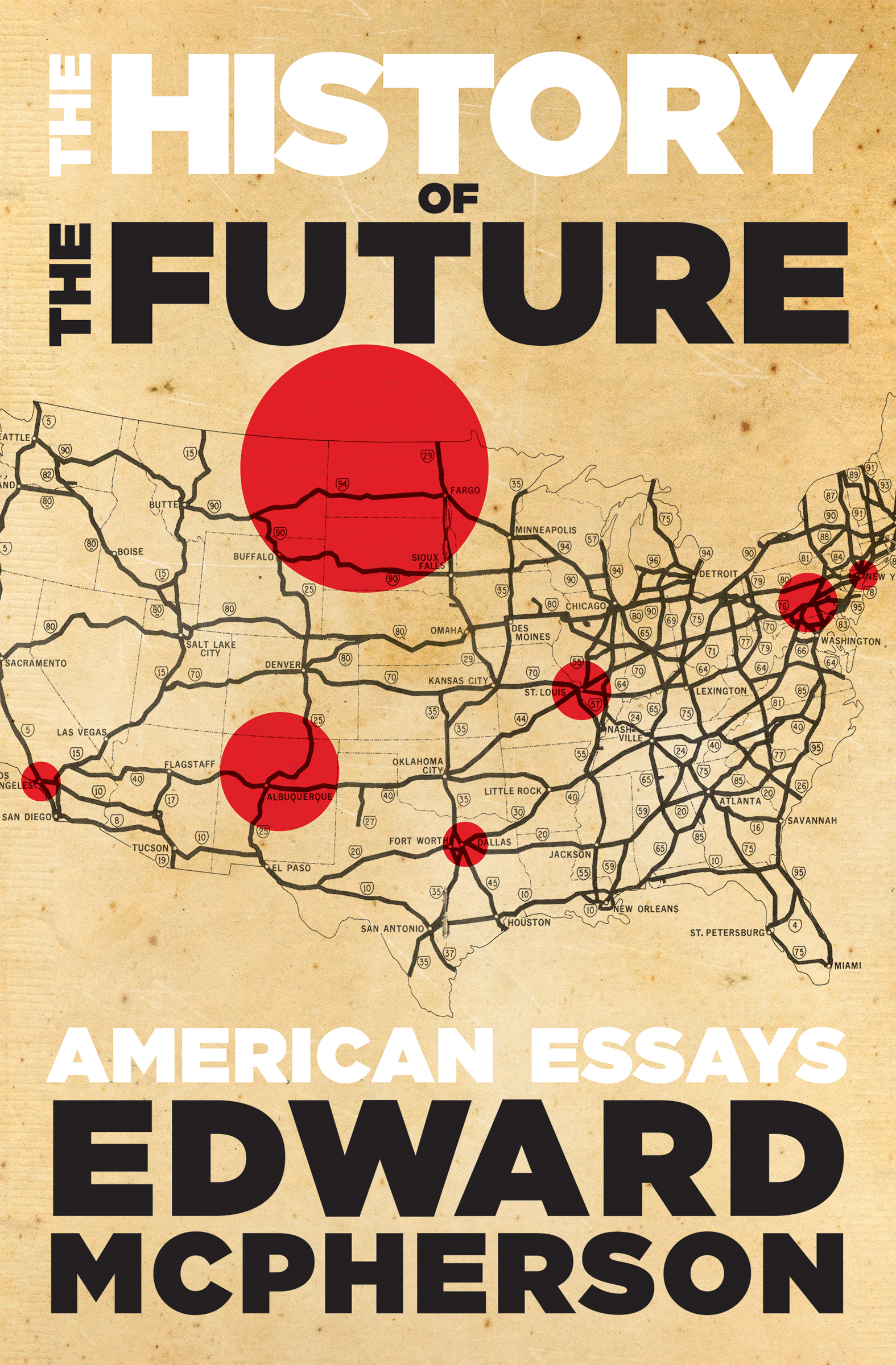 Cover image for The History of the Future [electronic resource] : American Essays