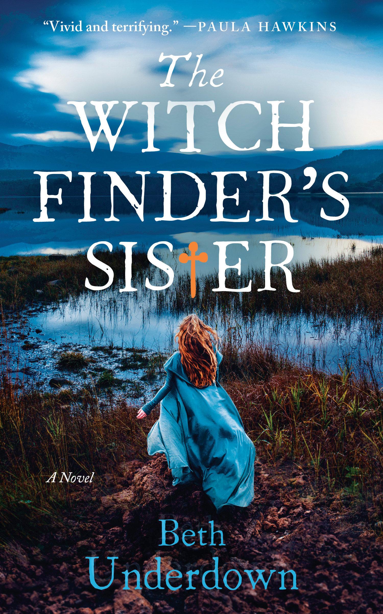 The Witchfinder's Sister A Novel