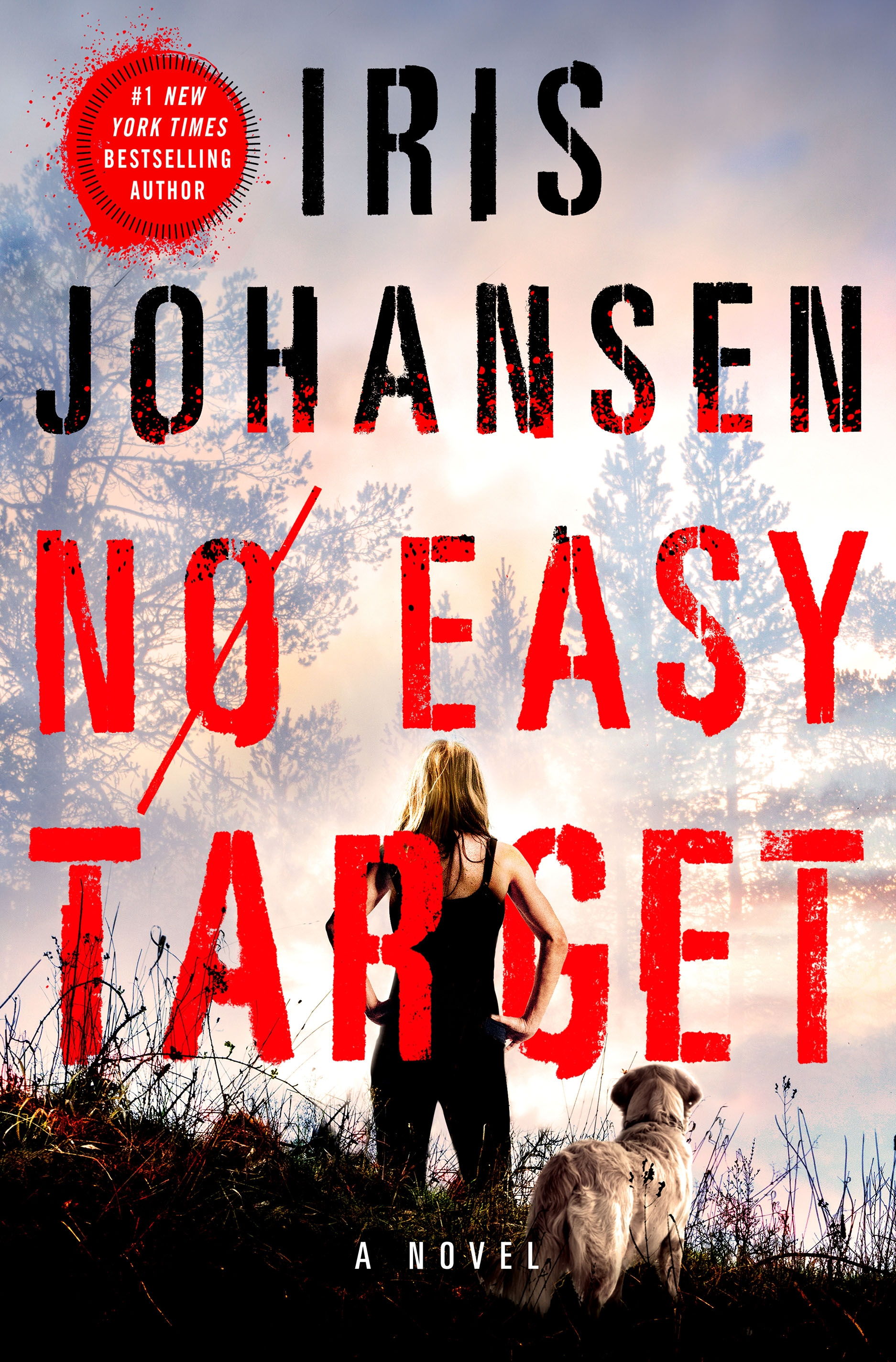 No Easy Target A Novel