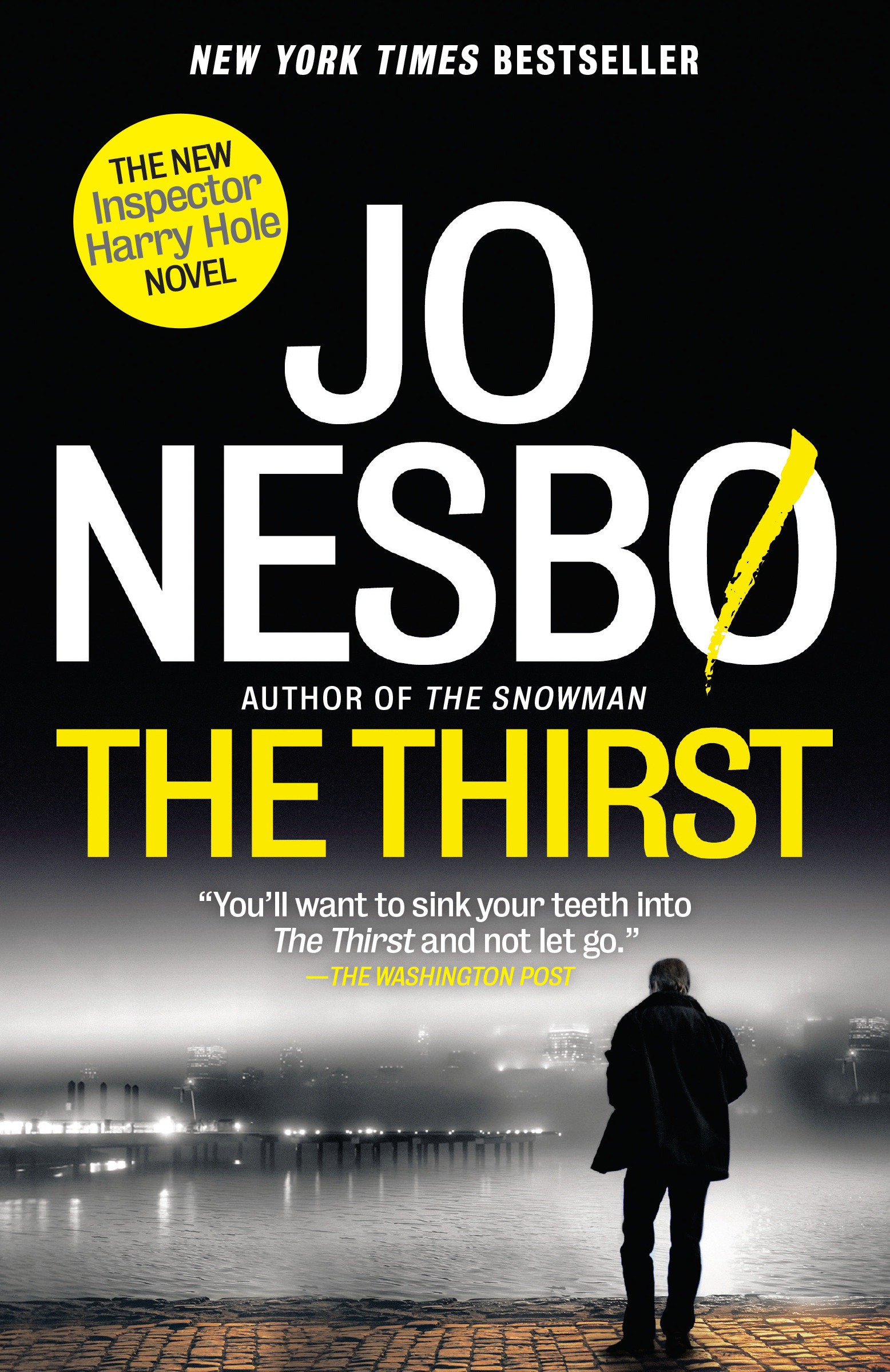 The Thirst A Harry Hole Novel