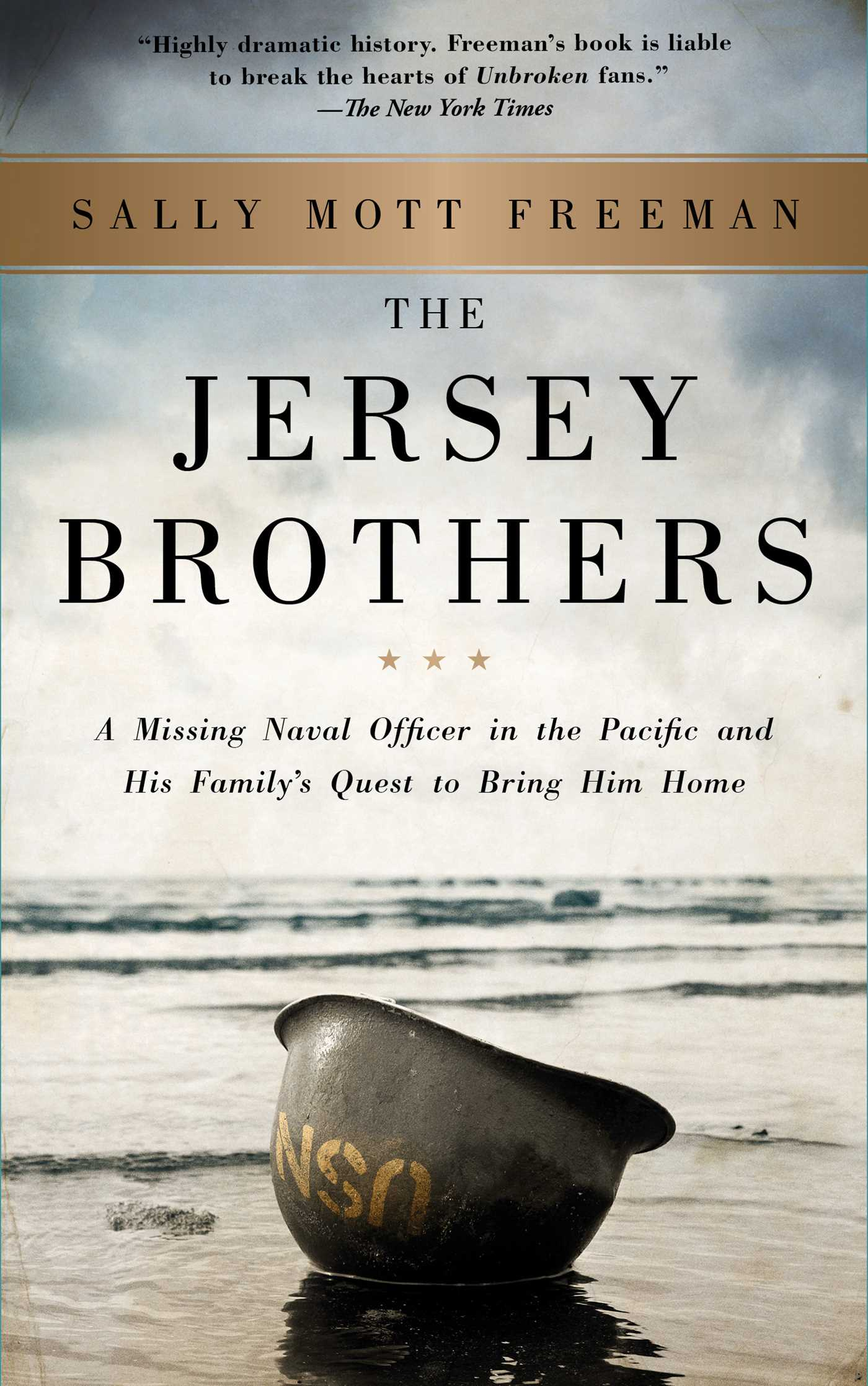 The Jersey Brothers A Missing Naval Officer in the Pacific and His Family's Quest to Bring Him Home