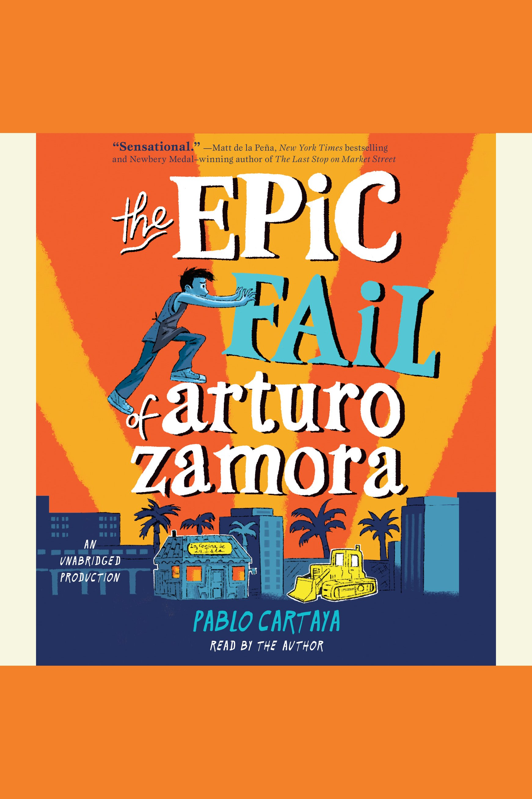 Epic Fail of Arturo Zamora, The