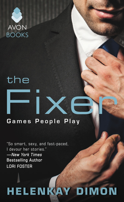 The fixer : Games People Play