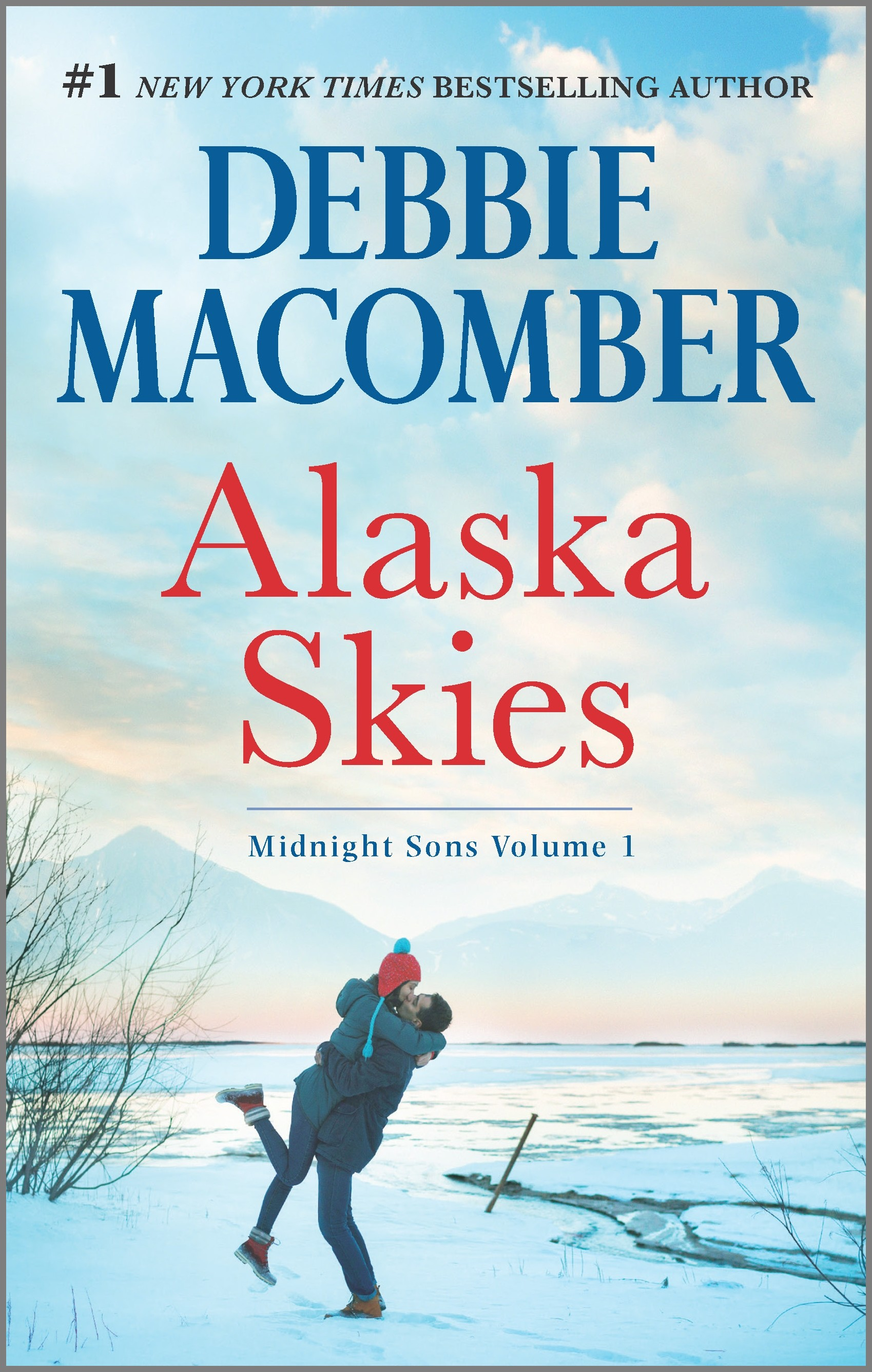 Alaska Skies Brides for Brothers\The Marriage Risk