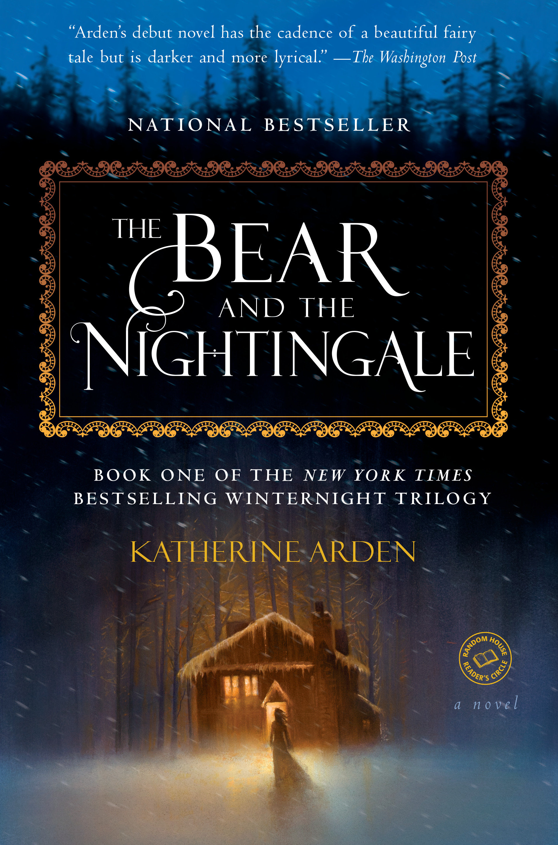 The Bear and the Nightingale A Novel