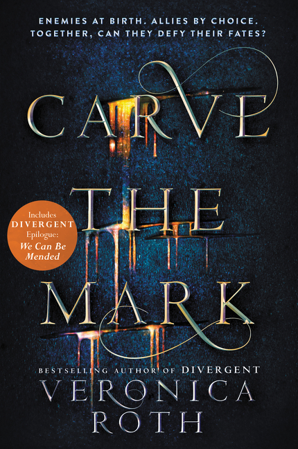 Cover image for Carve the Mark [electronic resource] :